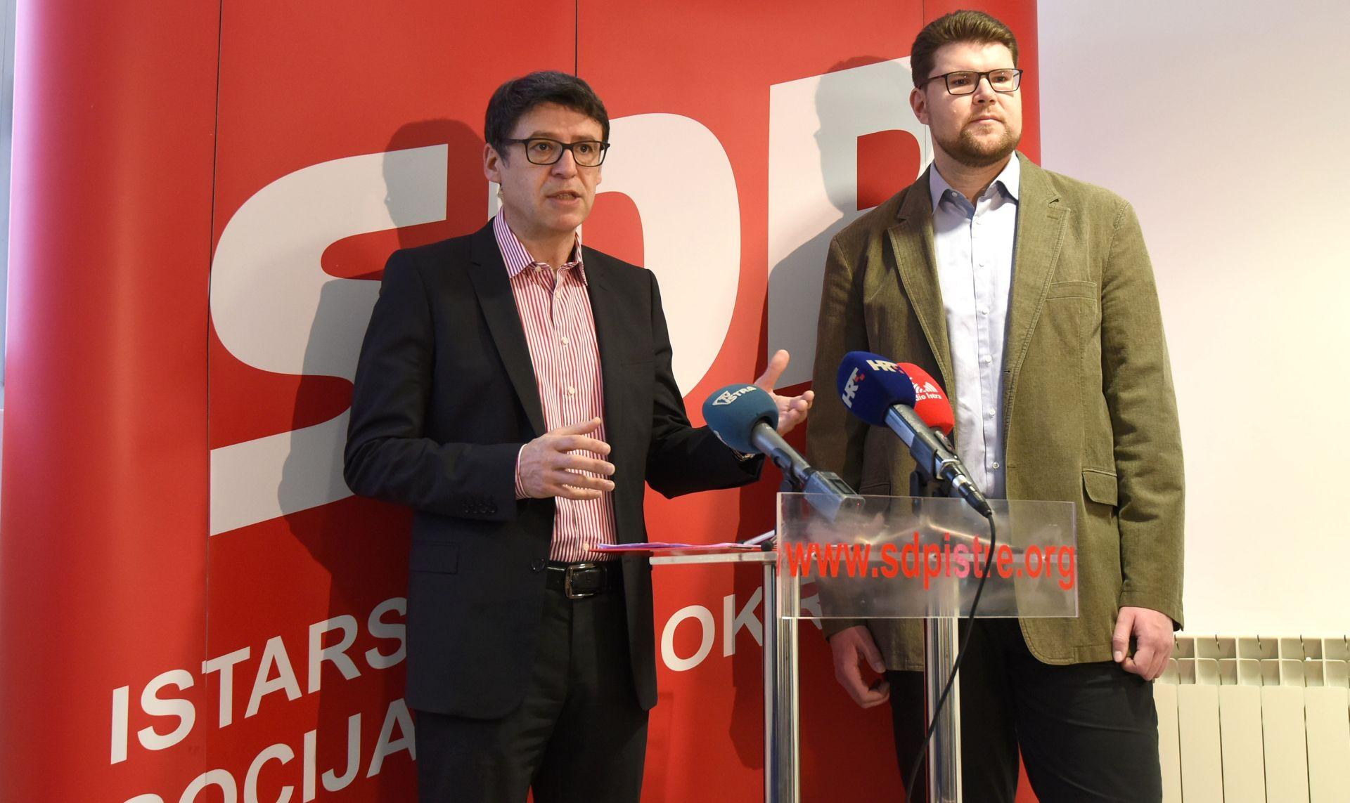 ŽELJKO JOVANOVIĆ: 'SDP je ostavio stabilnu državu koju su HDZ i Most u šest mjeseci vratili u kaos'