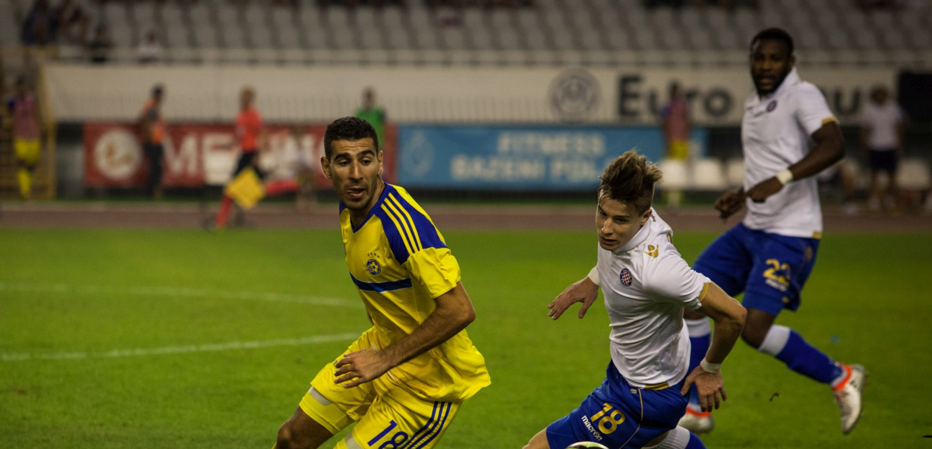 NAKON JEDANESTERACA: Hajduk ostao bez Europske lige