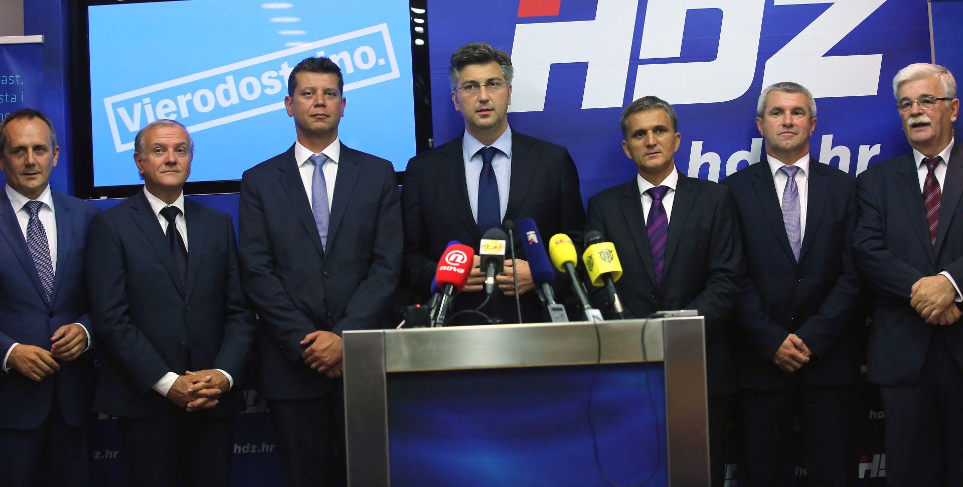 ANDREJ PLENKOVIĆ: HDZ-ova Vlada temeljito će voditi računa o Slavoniji