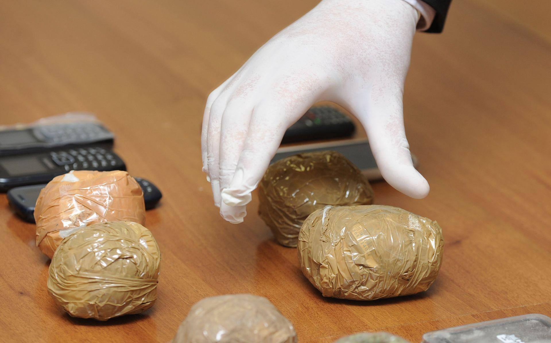 """Dubrovačka policija zaplijenila """"najvrjedniju"""" pošiljku droge u ovoj godini"""