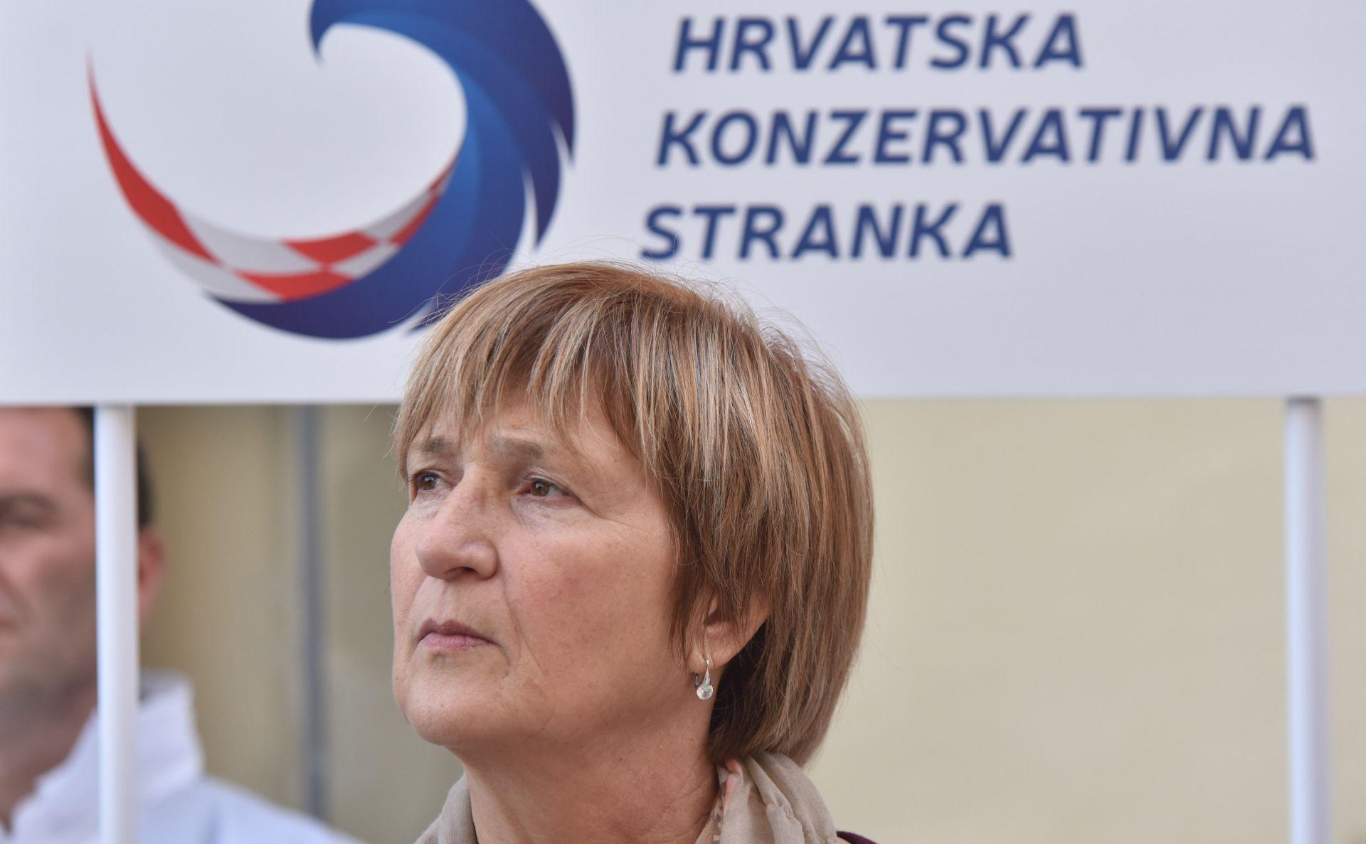 HRVATSKA KONZERVATIVNA STRANKA: Prijedlog revizije Zakona o općem oprostu