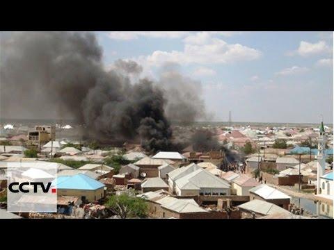 VIDEO: Strašne eksplozije u somalijskom gradu Galkaju