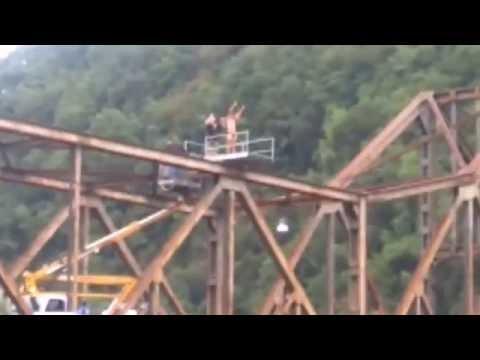 15 KILOMETARA OD ZVORNIKA U Drini pronađeno tijelo nestalog slovenskog skakača