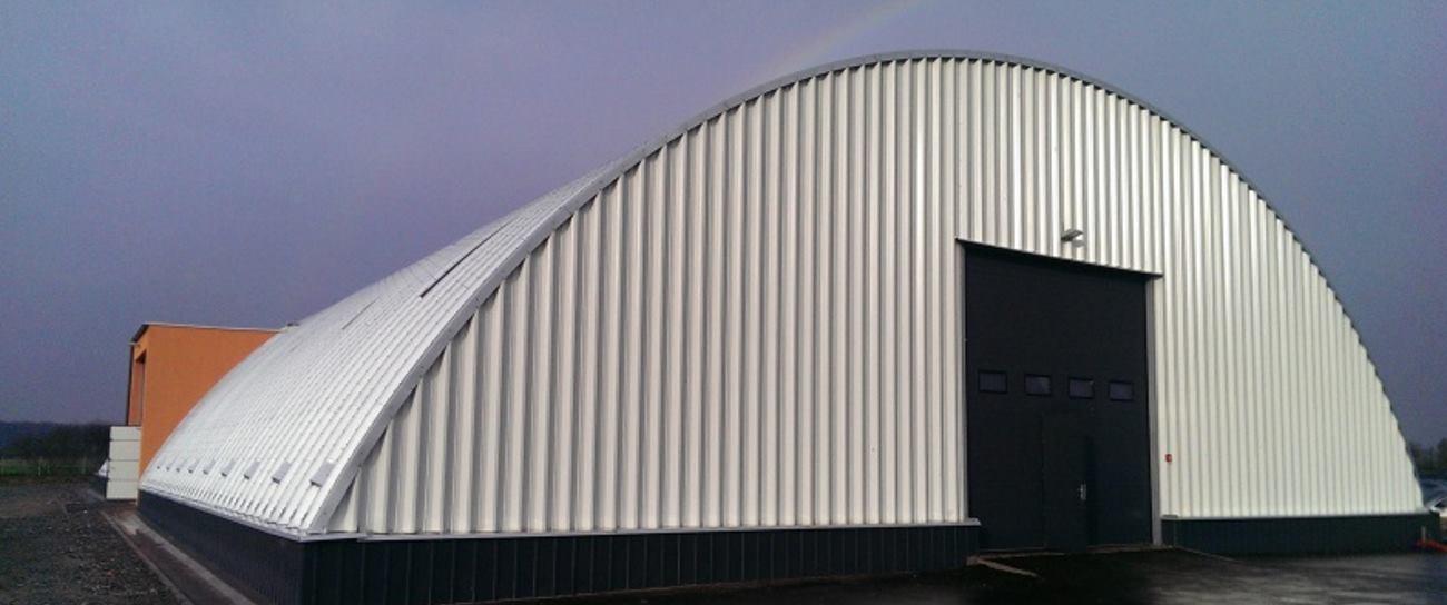 HUPRO® Prodaja i izgradnja montažnih hala, dvorana, nadstrešnica te krovišta uz mogućnost subvencije iz EU fondova