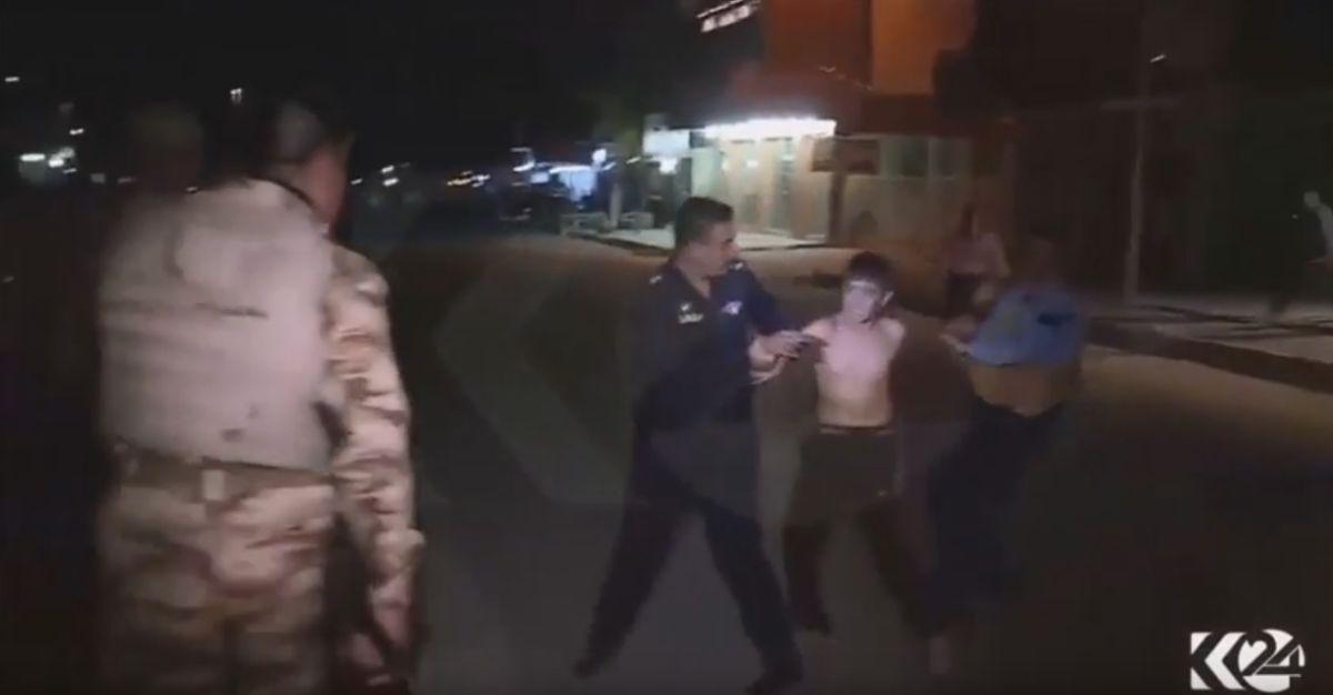 VIDEO: SPRIJEČENA NOVA TRAGEDIJA U IRAKU Policija zaustavila dječaka koji se planirao raznijeti ispred džamije