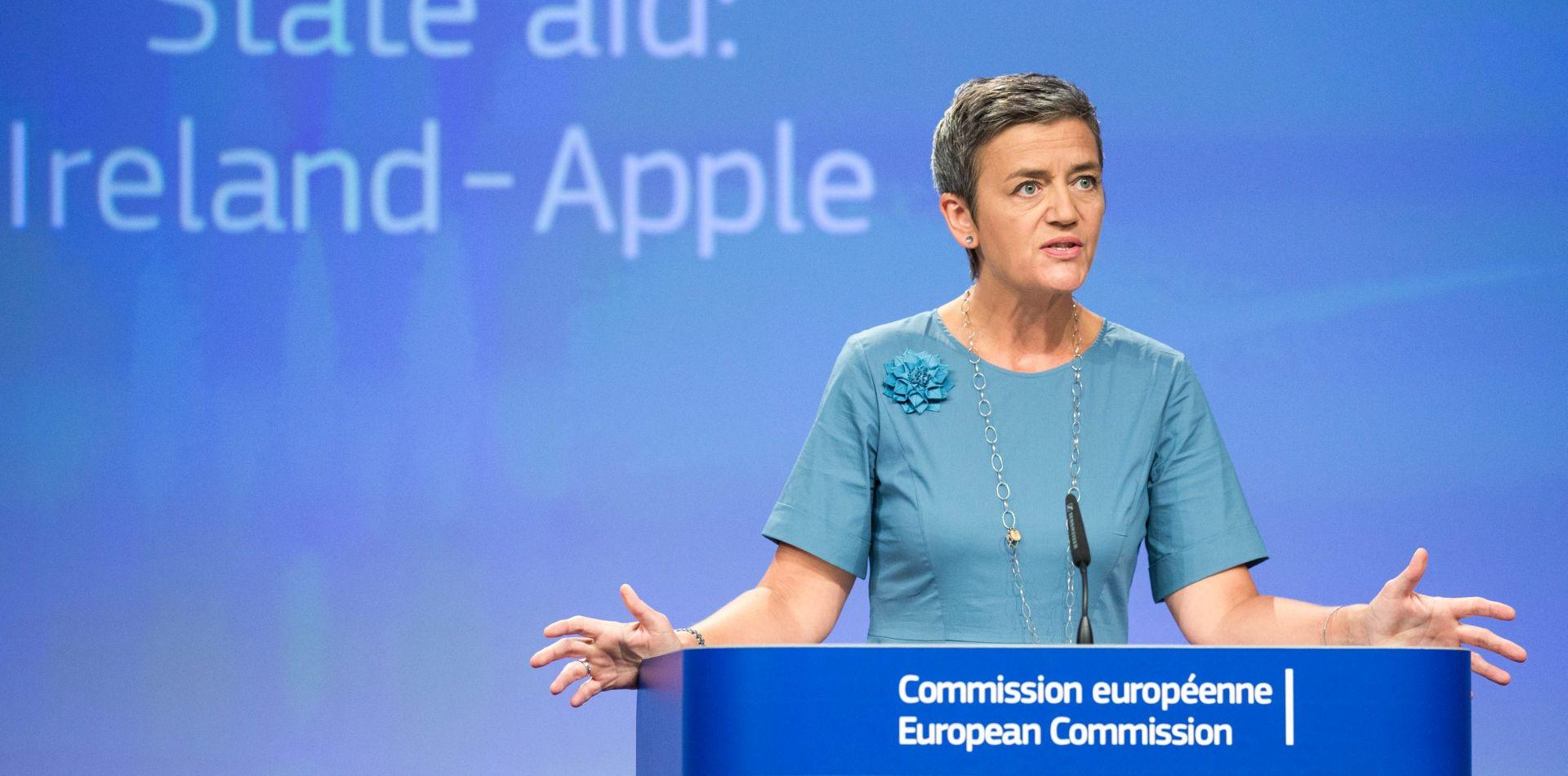 EUROPSKA KOMISIJA: Apple mora vratiti Irskoj rekordnih 13 milijarda eura