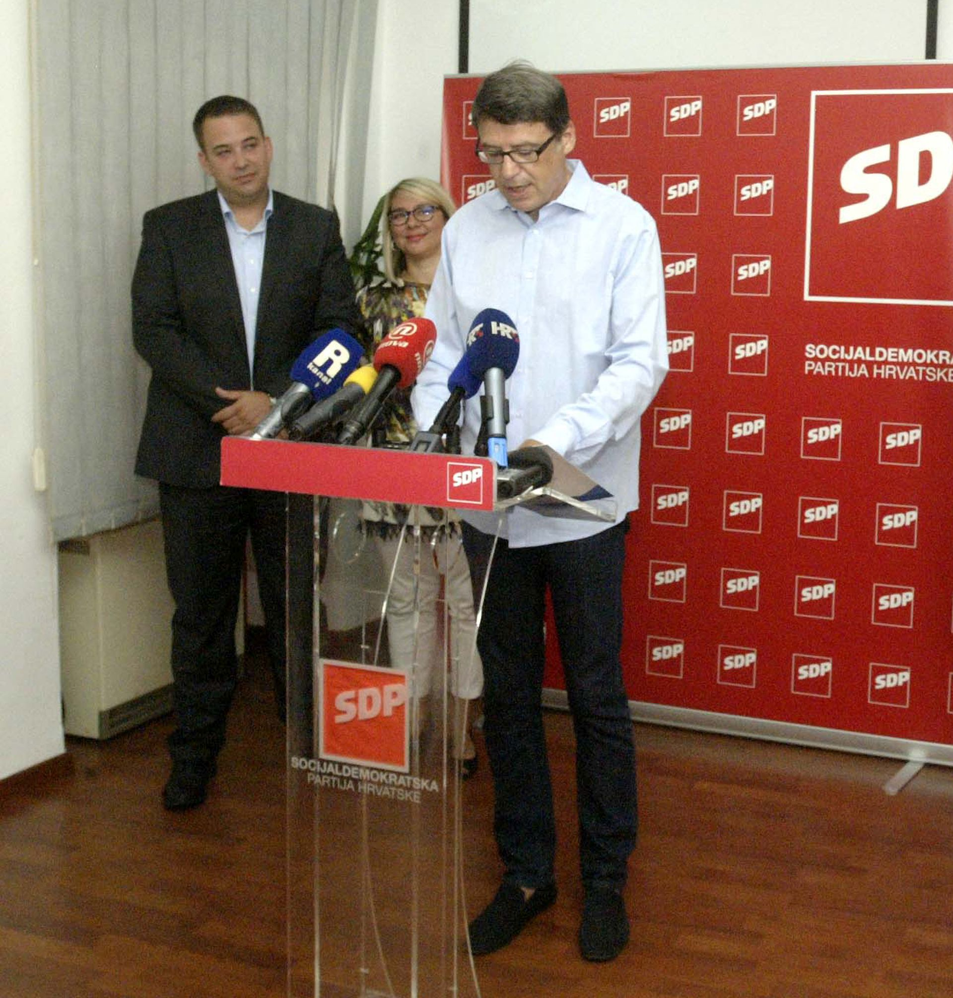 JOVANOVIĆ: SDP i Narodna koalicija znače siguran smjer