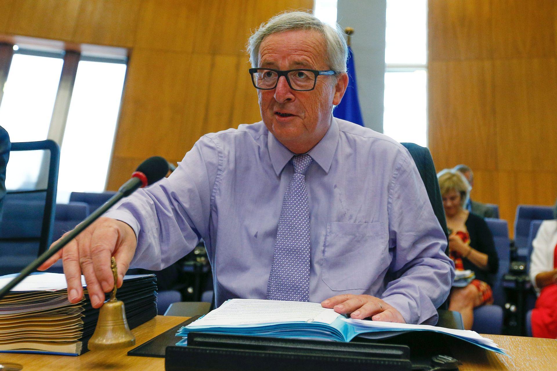 'Juncker je poslao zbunjujuće poruke'