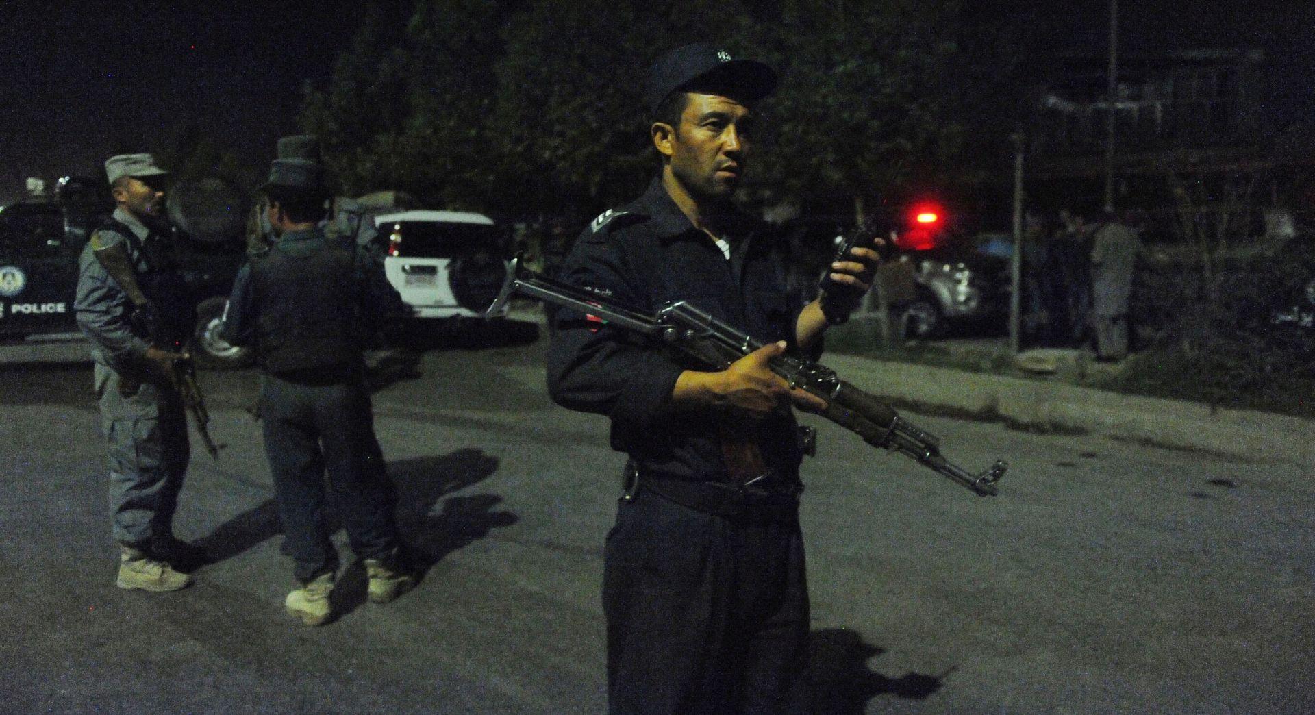 NAPAD U KABULU: U američkom sveučilištu ubijen student, 14 ranjenih