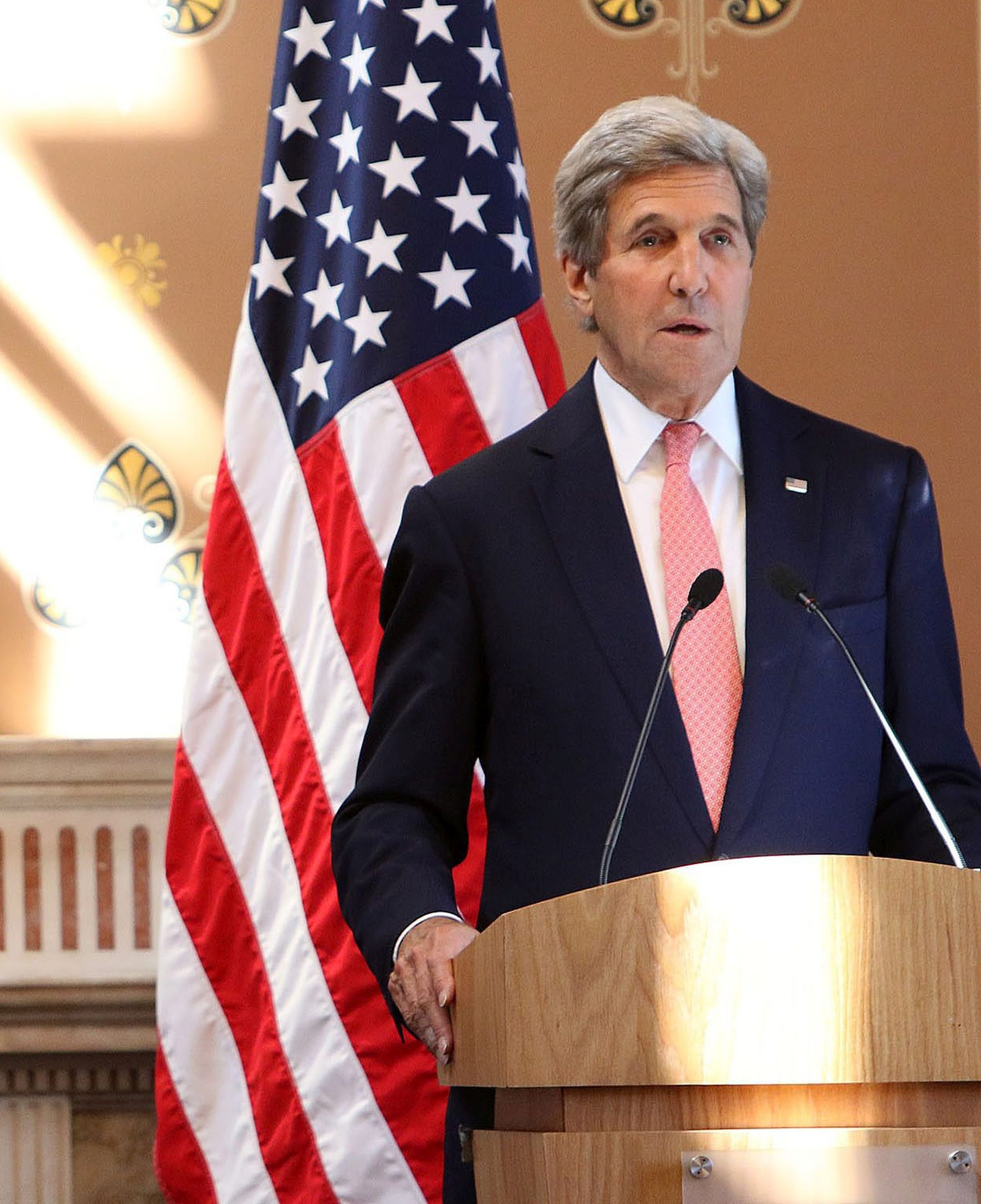 """JOHN KERRY Primirje u Siriji """"nije mrtvo"""""""