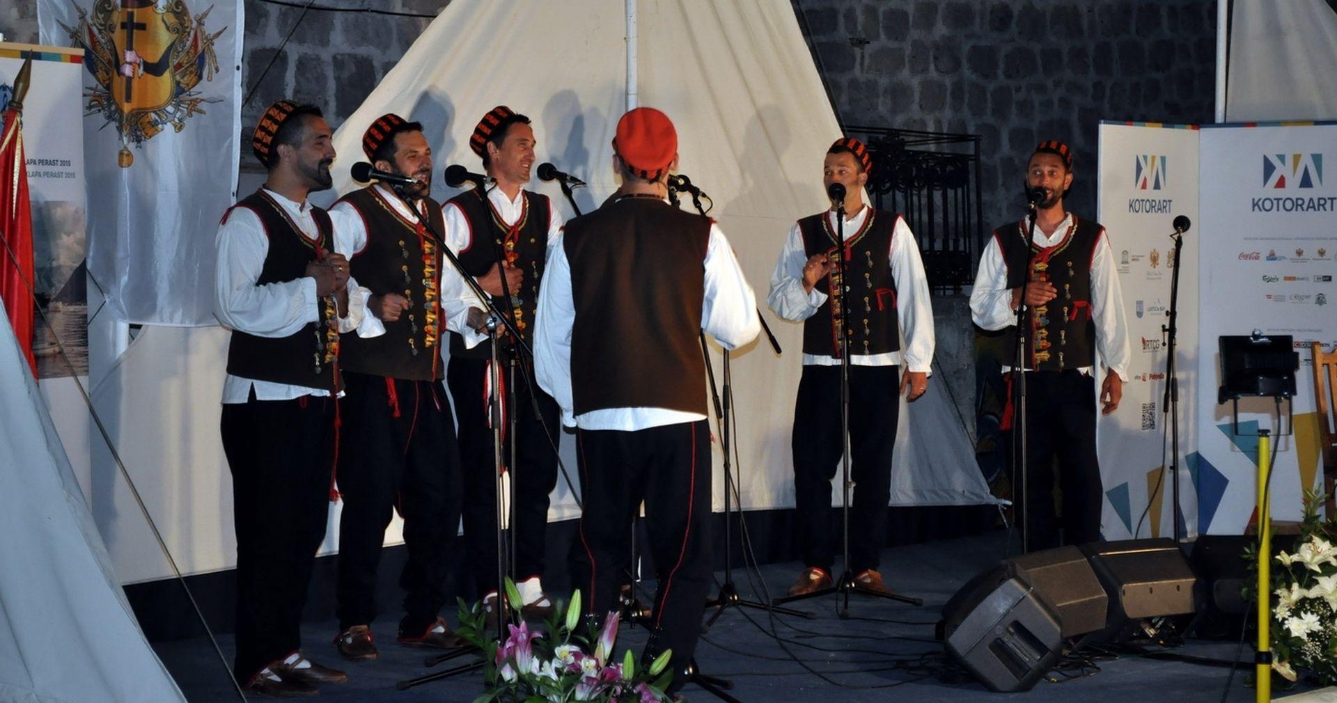 Klapa Bošket iz Zagreba pobjednik festivala u Posušju