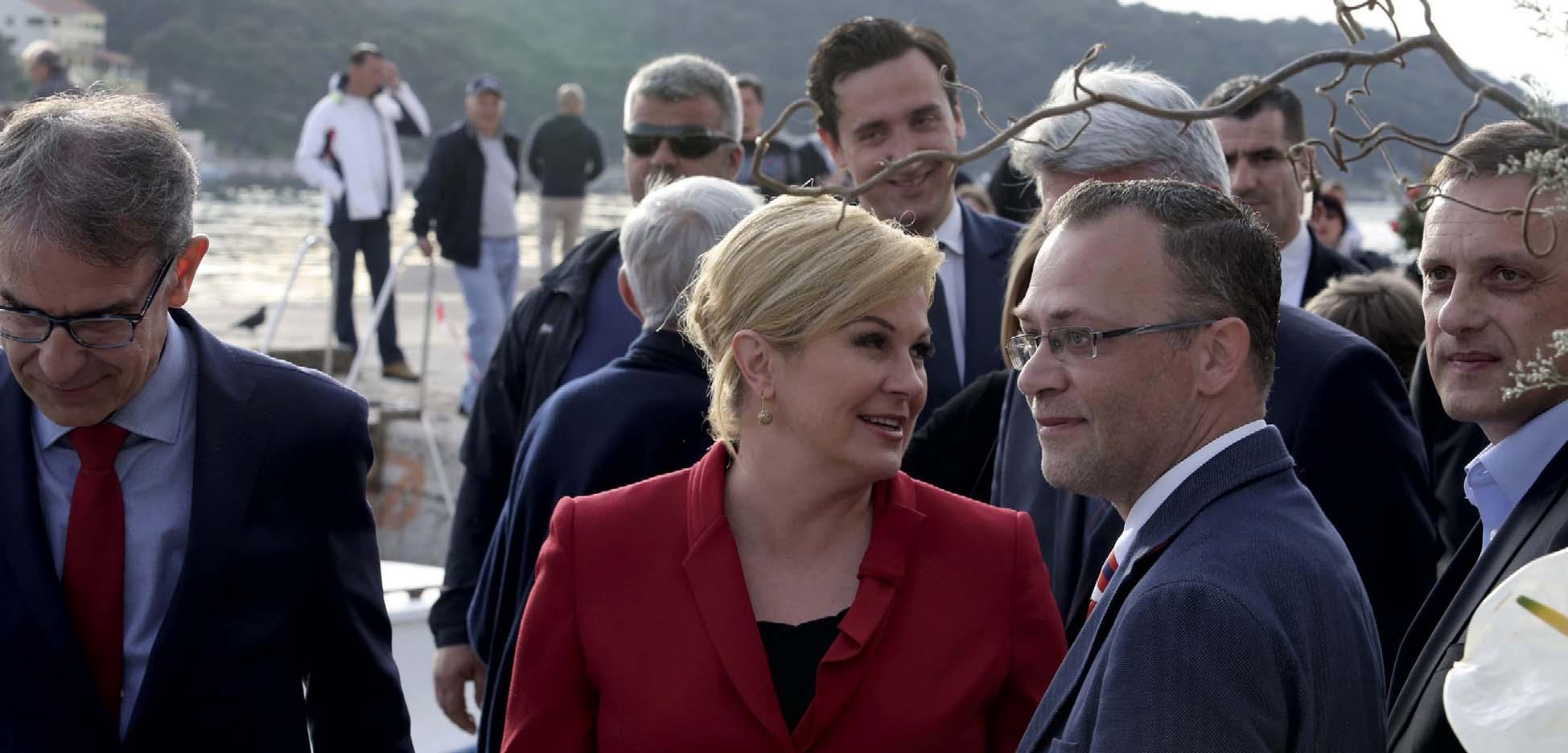 EKSKLUZIVNO Tajni sastanak predsjednice i Zlatka Hasanbegovića