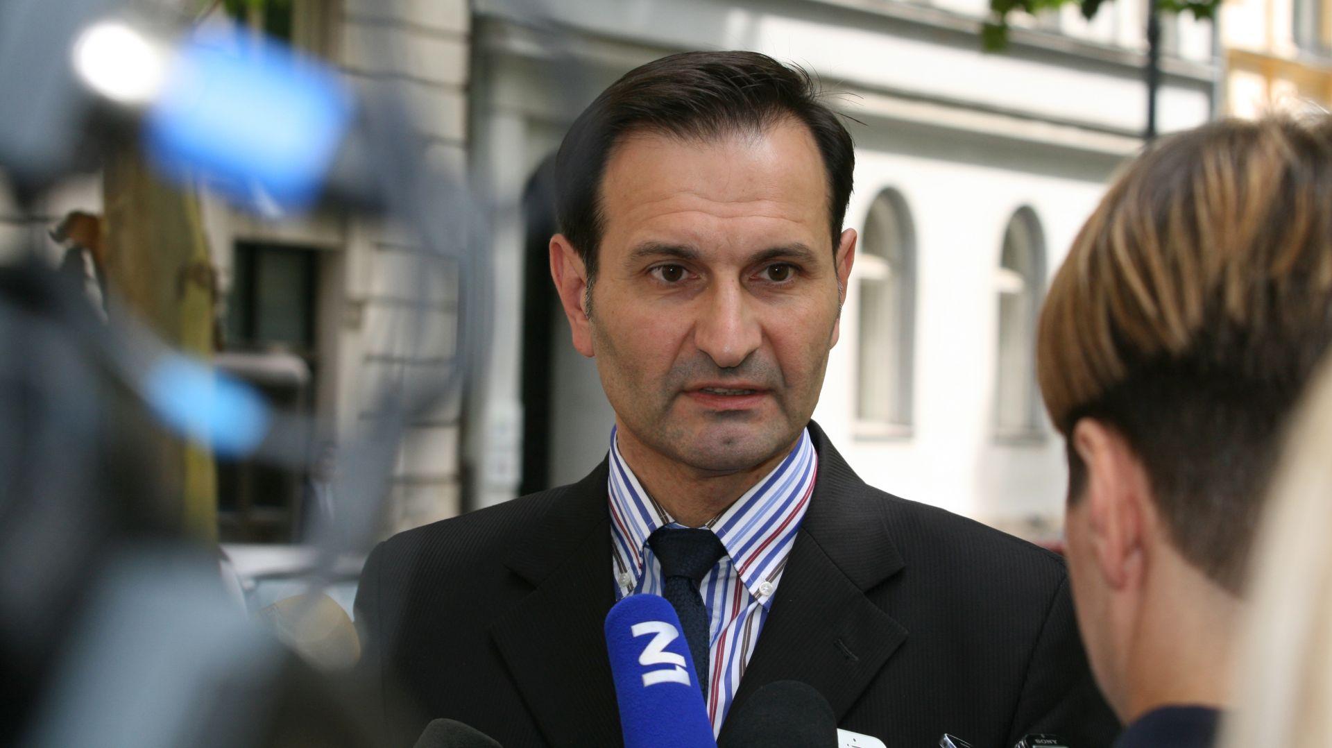 MIRO KOVAČ: 'Vrijeme je da se stane na loptu i da se kolege u Srbiji smire'