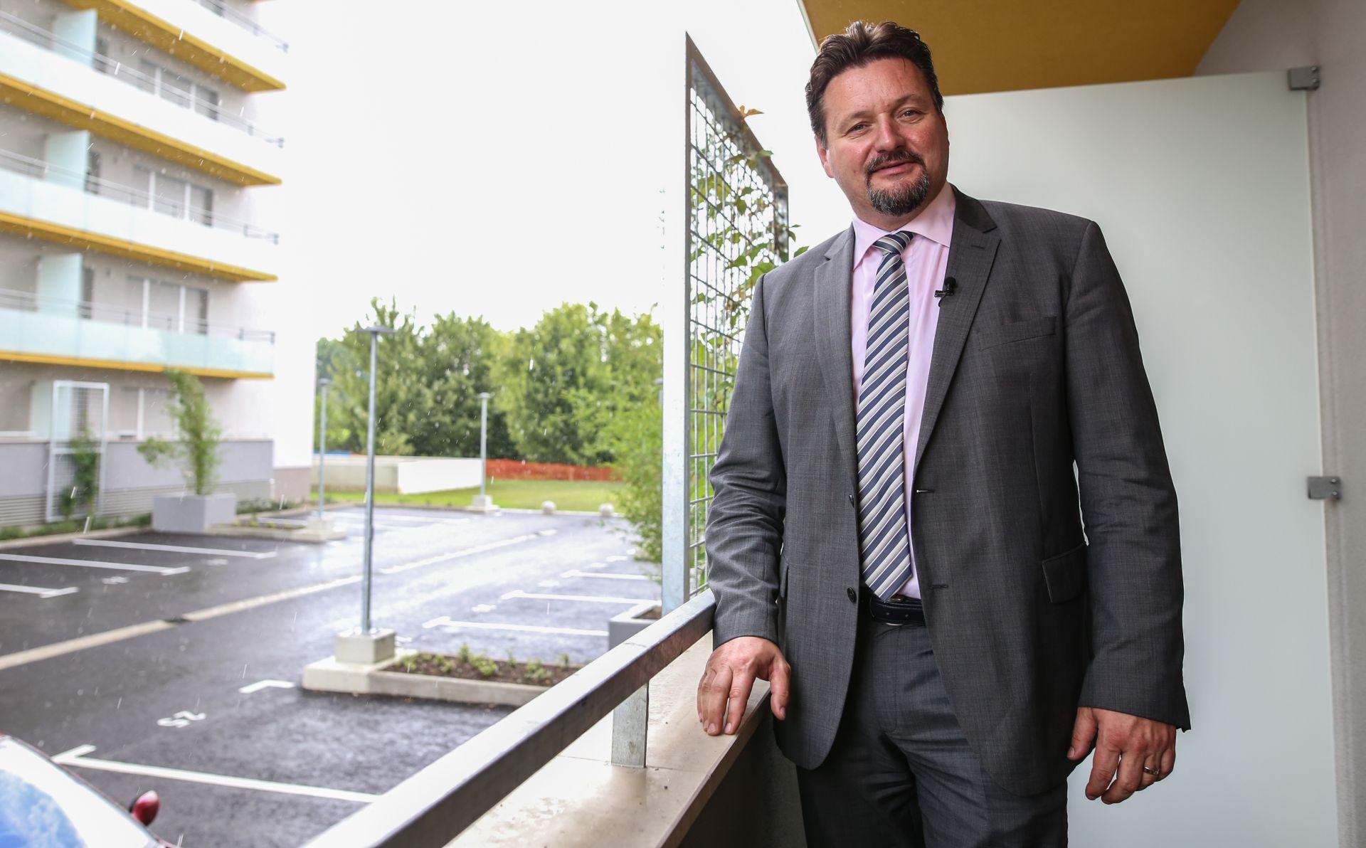 MINISTAR KUŠČEVIĆ: 'Dodijelili smo odluke o sufinanciranju 35 komunalnih projekata u SDŽ'