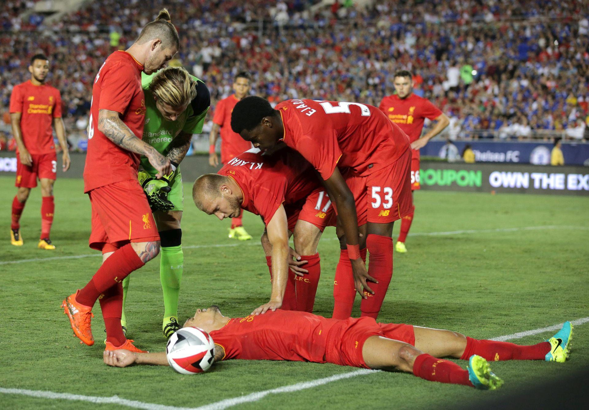 Liverpool 'razbio' Barcelonu, ozljeda Lovrena