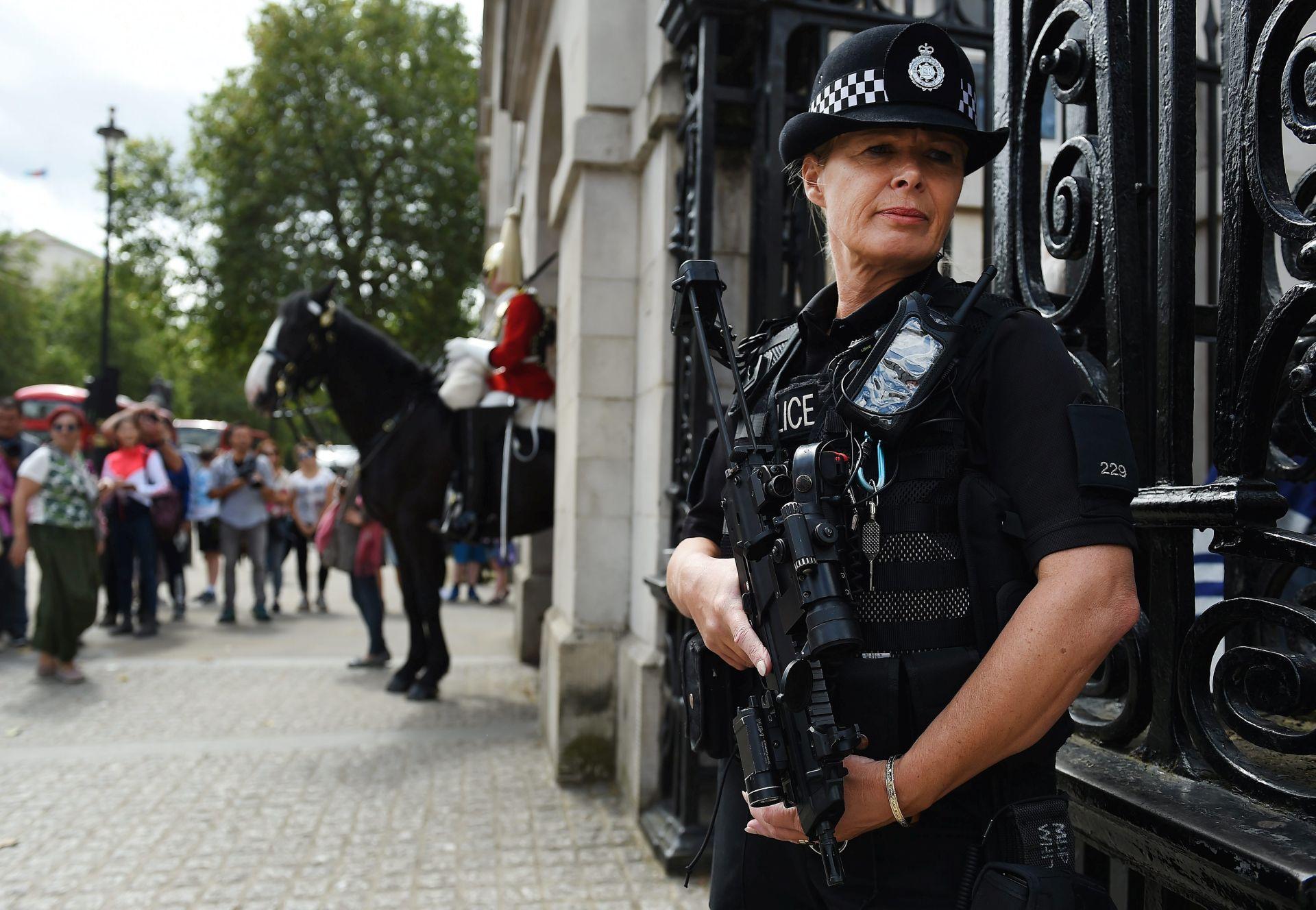 BLOKADA PROMETA: Uhićeni britanski prosvjednici protiv rasizma