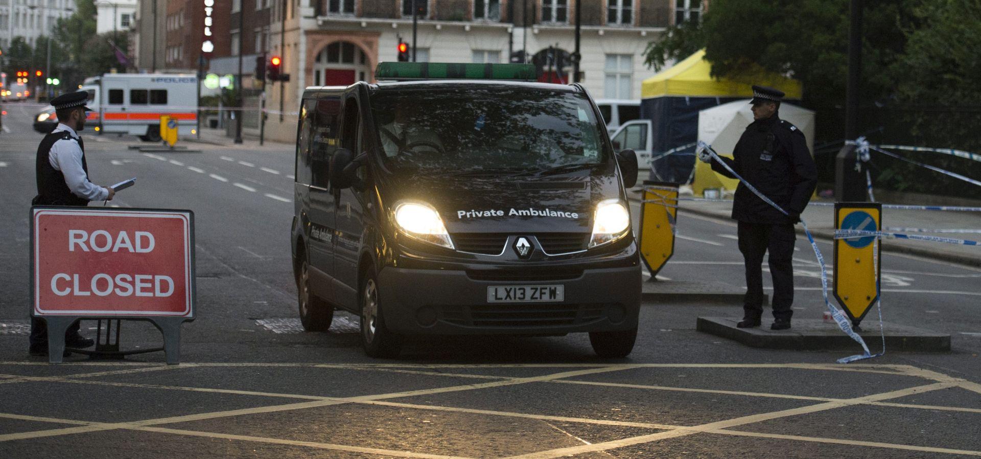 NAPAD NOŽEM: U Londonu jedna žena ubijena, petero ozlijeđenih