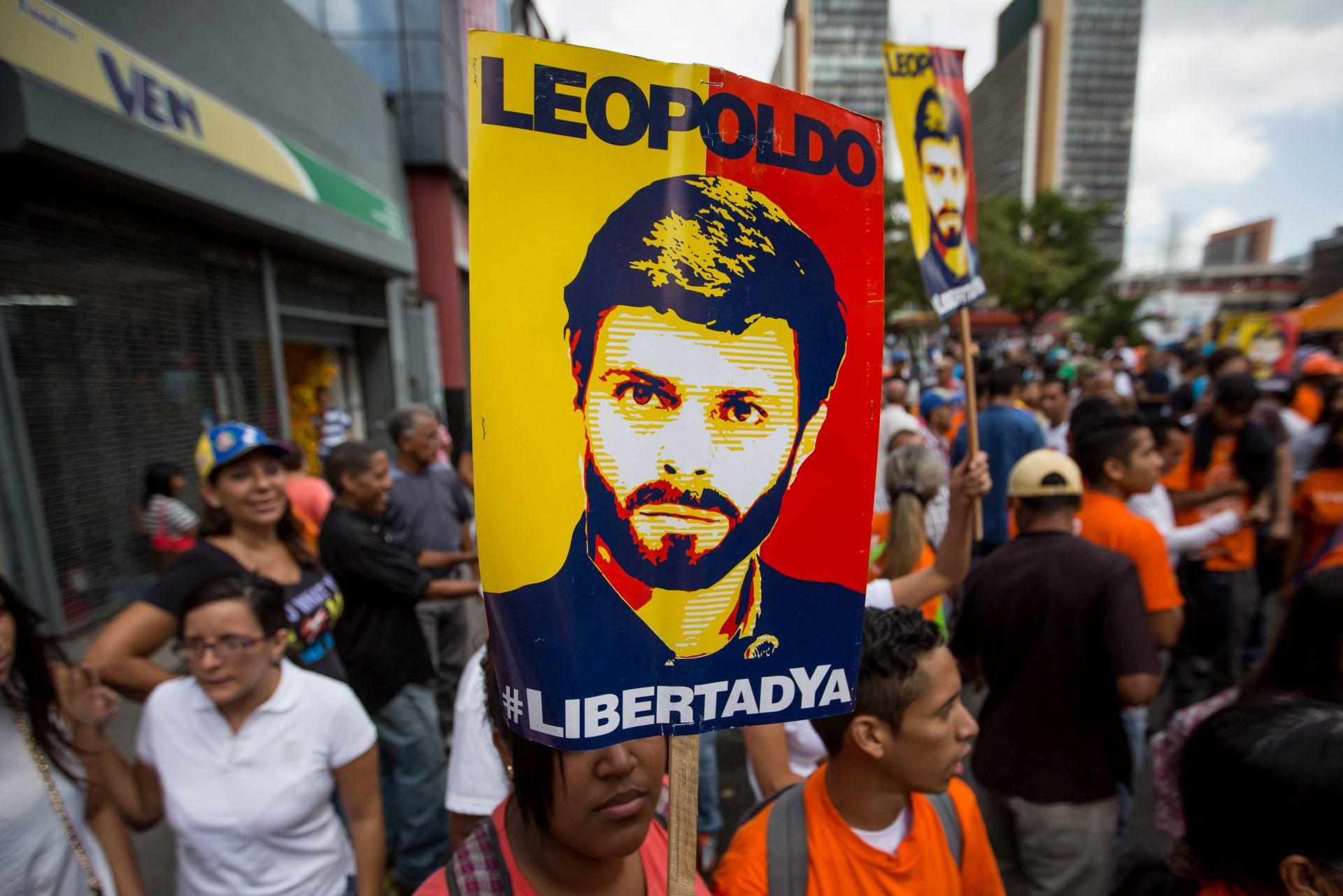 'POLITIČKO SUĐENJE': Oporbeni čelnik Lopez ostaje u zatvoru