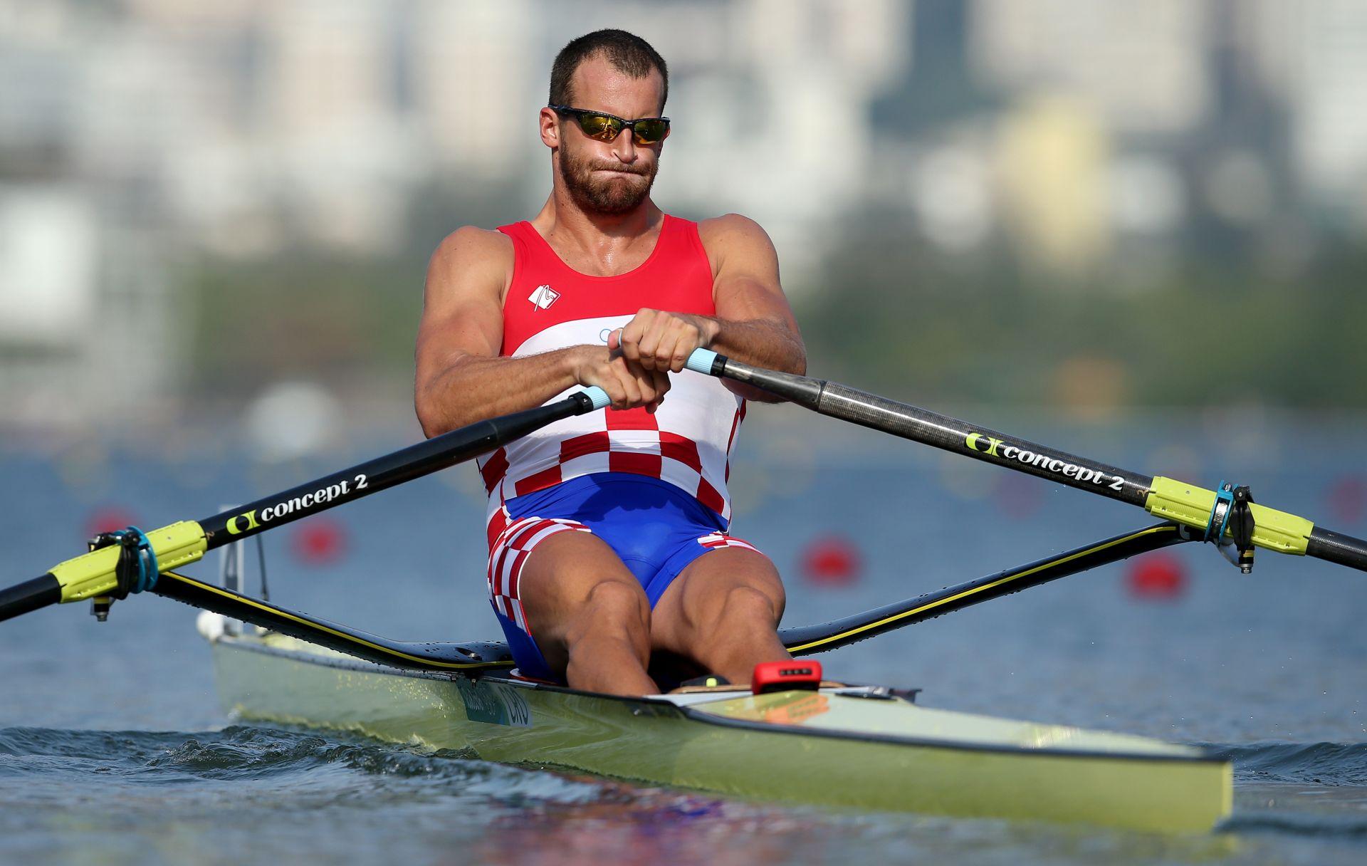 OI RIO Damir Martin: Finale će mi biti vrhunac karijere u skifu