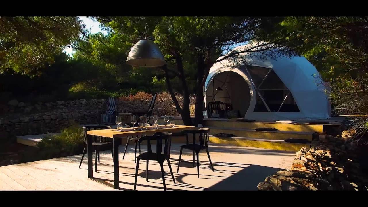 VIDEO: Čarobni odmor na pustom otoku Mali Mišjak