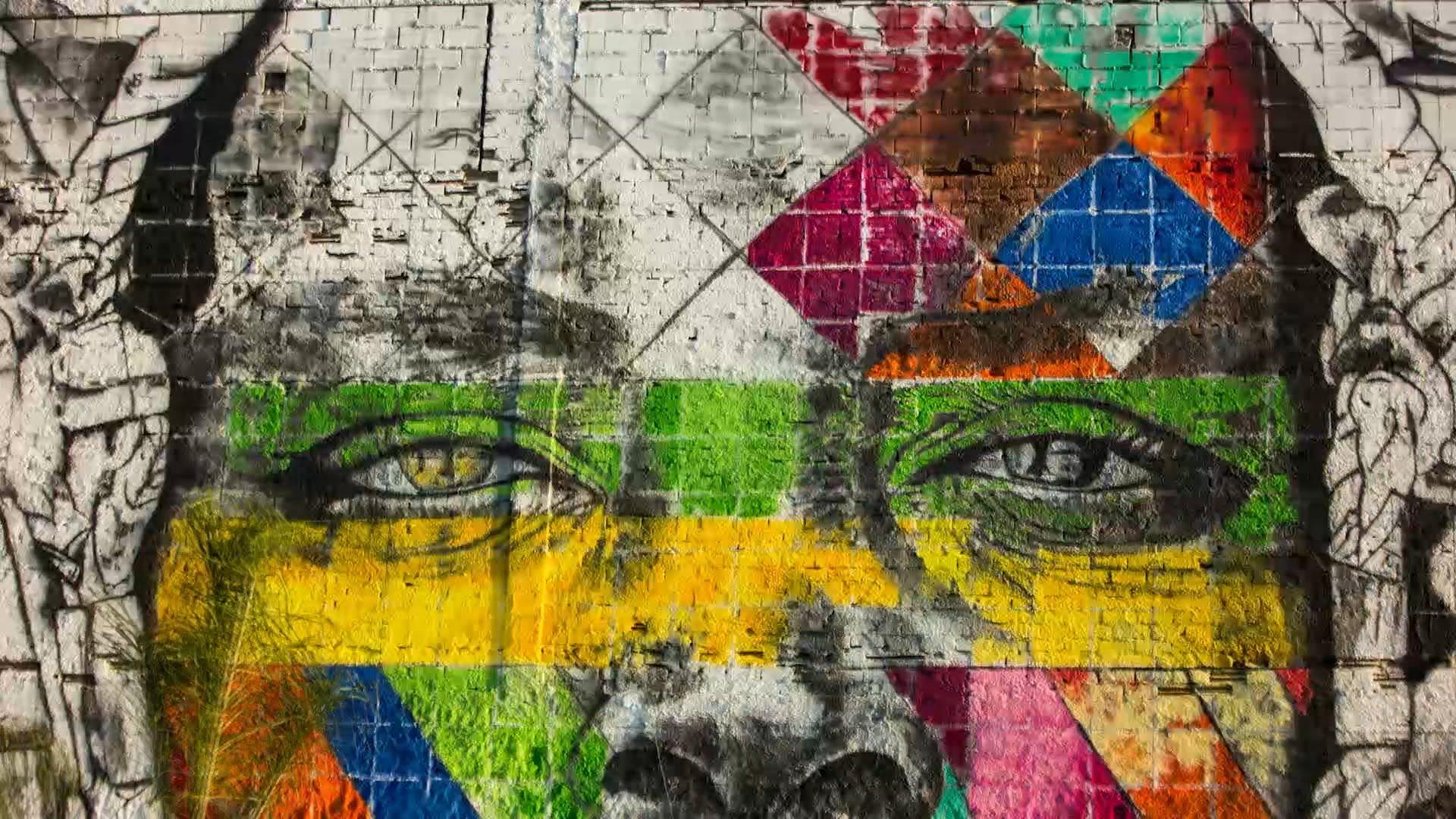 VIDEO: GRAFFITI Eduardo Kobra i njegov fantastični uradak 'Etnias'