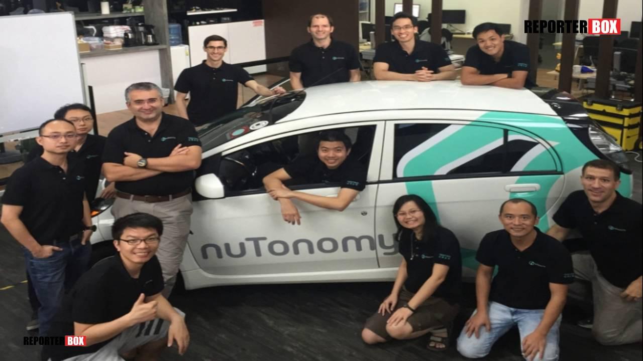 VIDEO: Ulicama Singapura testiraju se samovozeći taksiji