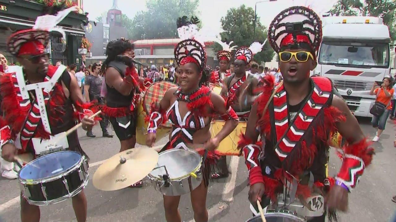 VIDEO: Notting Hill karneval obilježava pedesetu godišnjicu