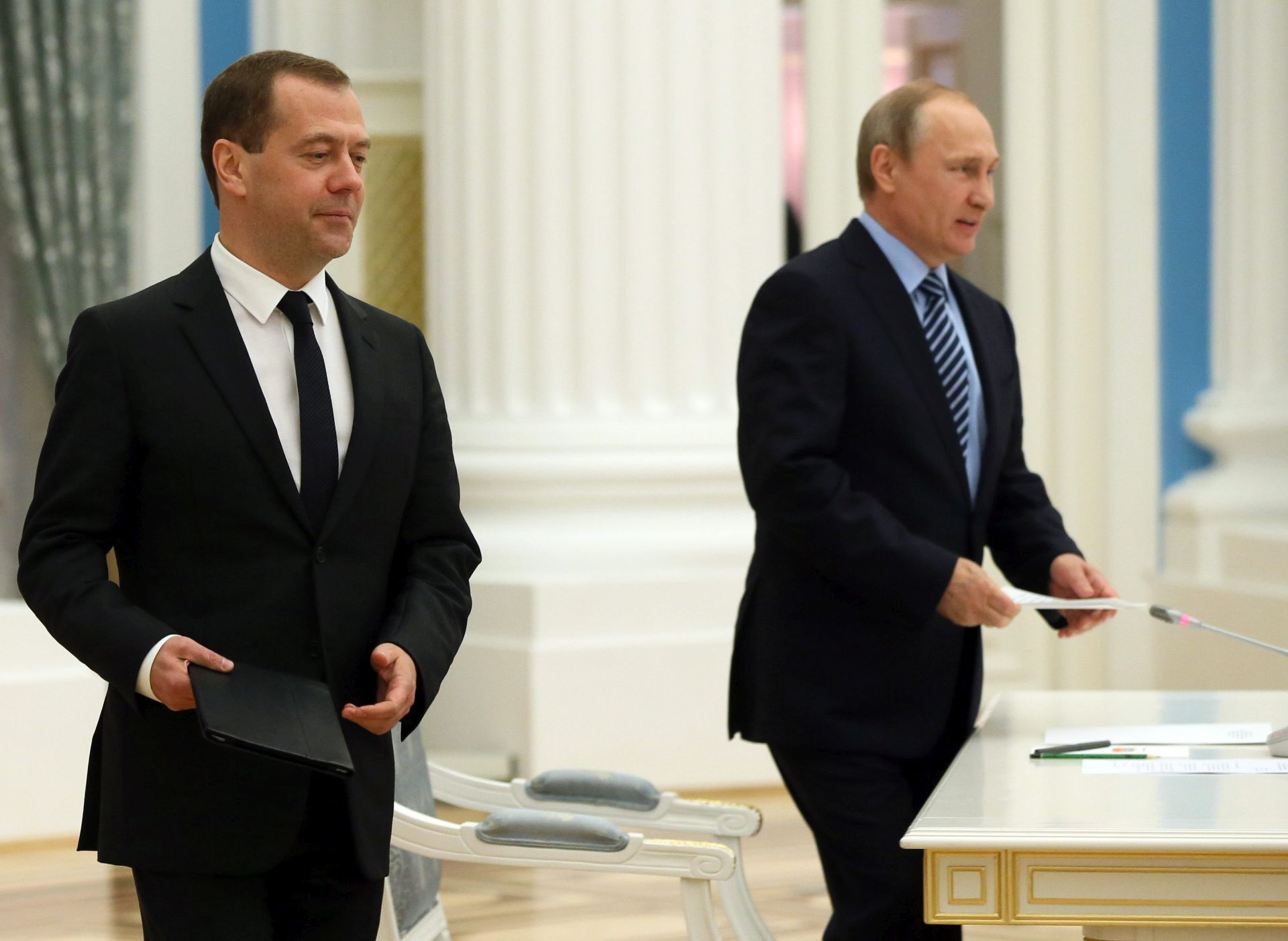 MEDVEDEV: Rusija bi mogla prekinuti diplomatske odnose s Ukrajinom