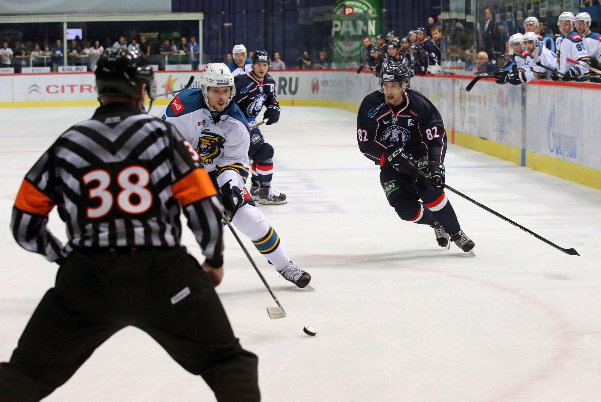 KHL: Medveščak na vrhu Zapadne konferencije