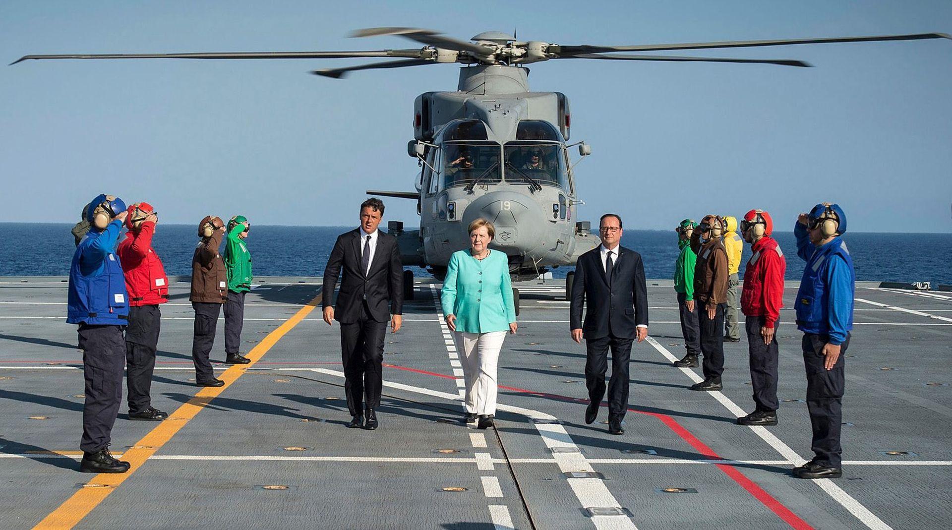 OPASNOST OD TERORIZMA Merkel: Moramo učiniti više za unutarnju i vanjsku sigurnost Unije