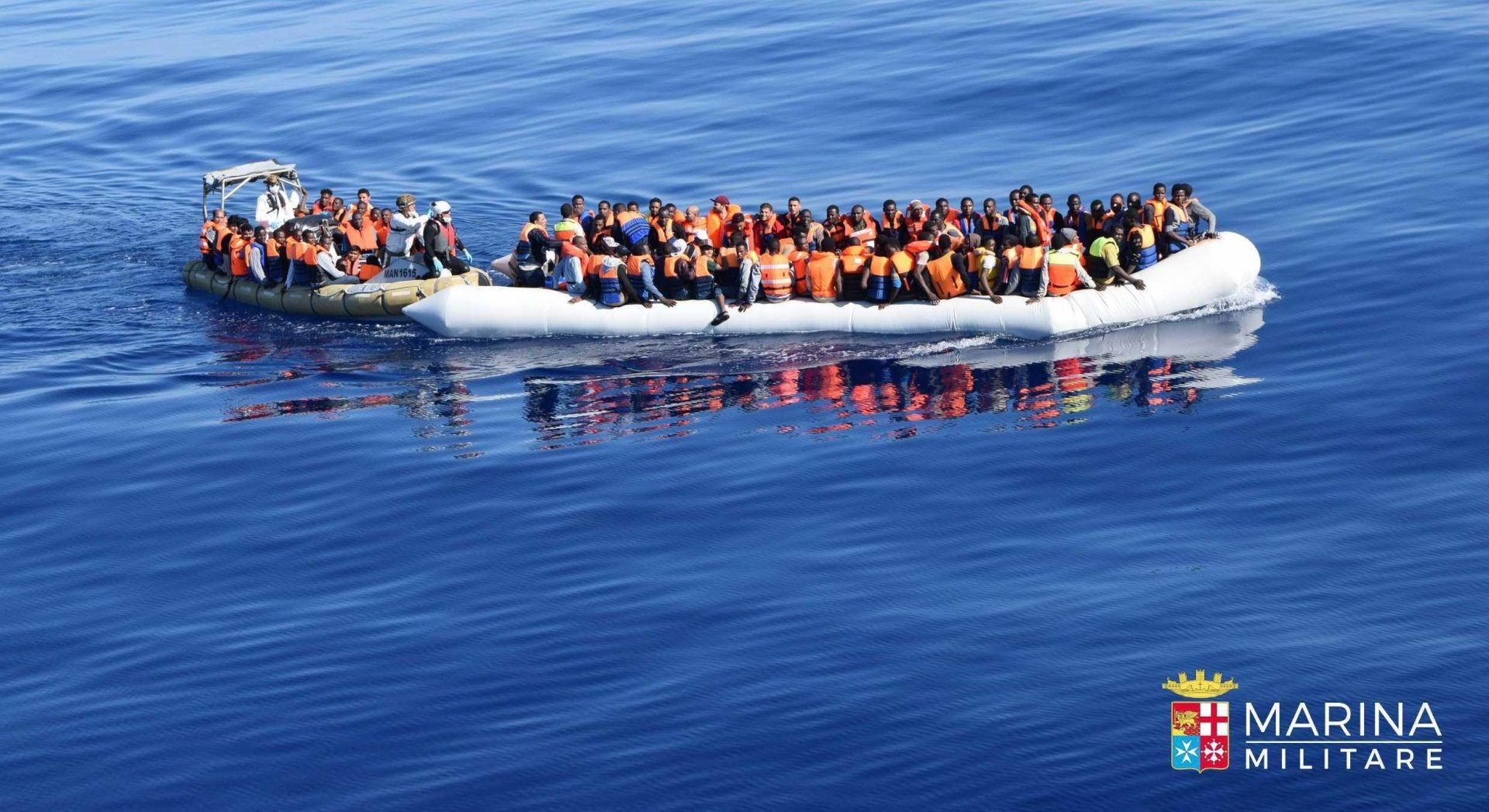 NEISPRAVNI ČAMCI: U vodama Libije pronađena tijela 120 migranata