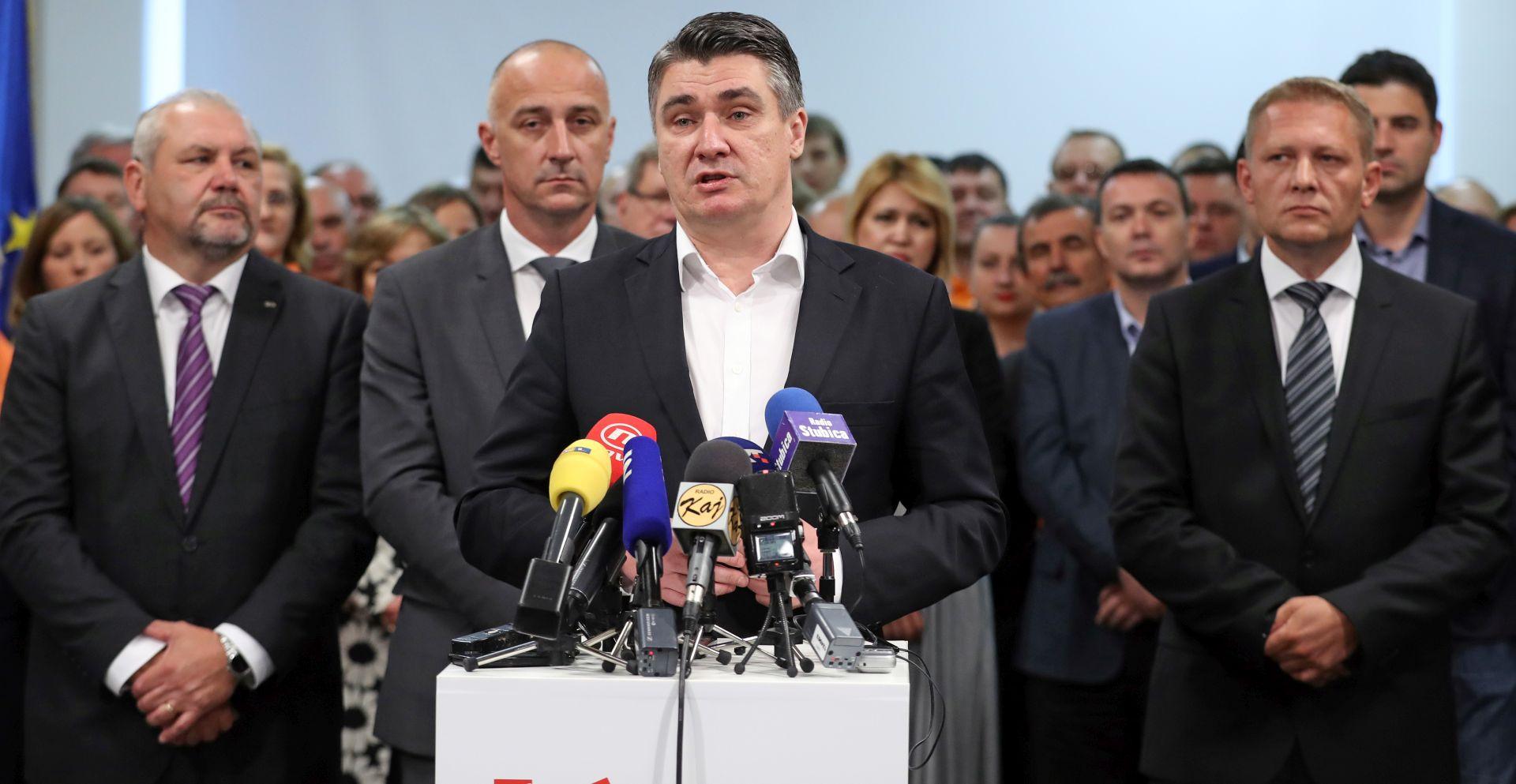 TELEVIZIJSKO SUČELJAVANJE: Milanović pristao na debatu prije tjedan dana, iz HDZ-a se još čeka odgovor
