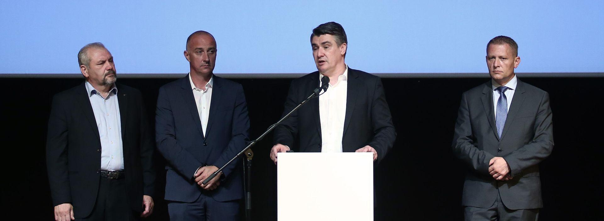 MILANOVIĆ PREDSTAVIO PROGRAM: 'Nastavit ćemo s kurikularnom reformom, zaustavili su je iz čiste zloće'