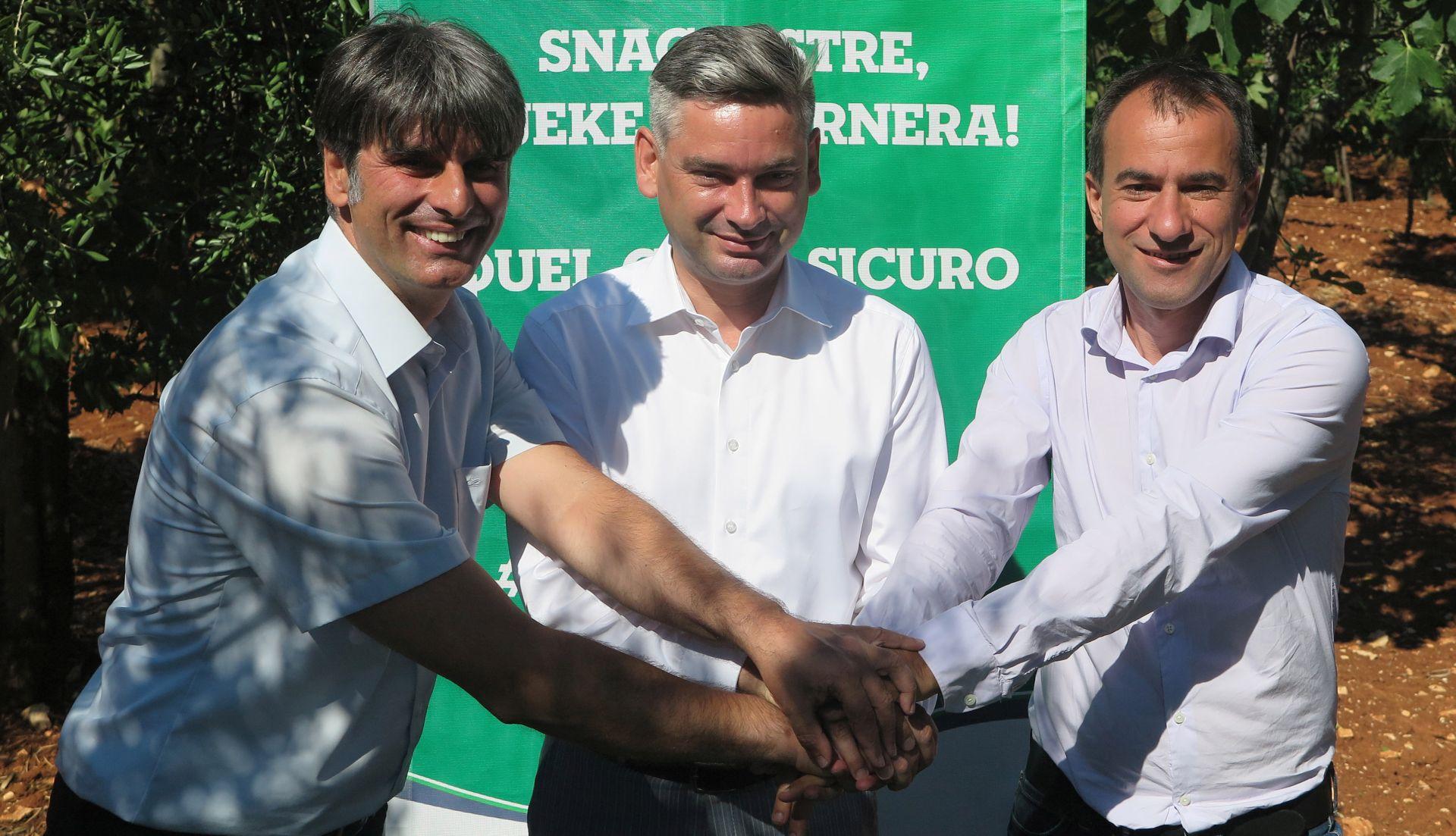7. IZBORNA JEDINICA: PGS, IDS i Lista za Rijeku potpisali koalicijski ugovor