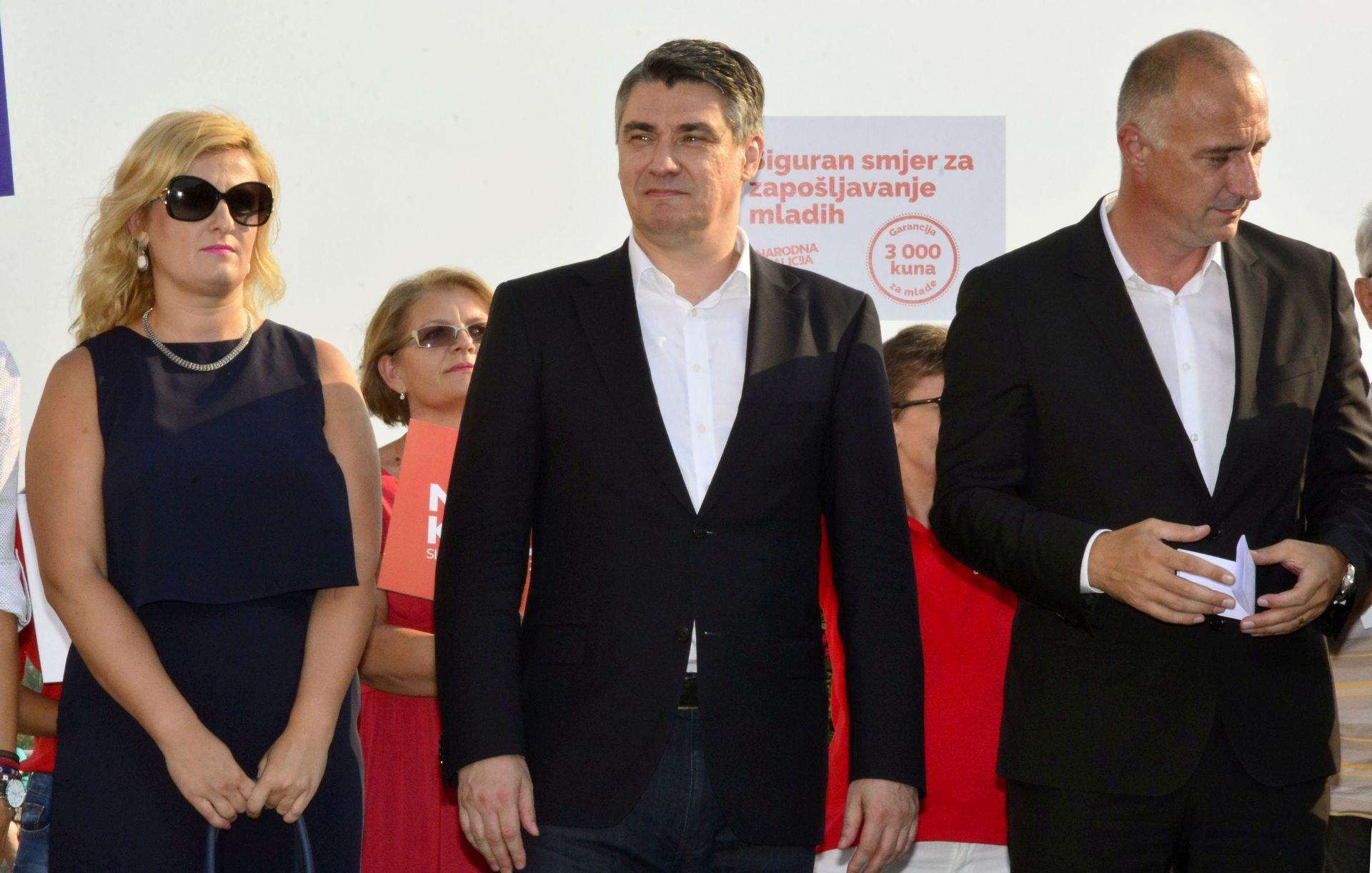 REZULTATI ANKETE POKAZALI: Narodna koalicija u vodstvu, SDP-u 8 mandata, HDZ-u 4