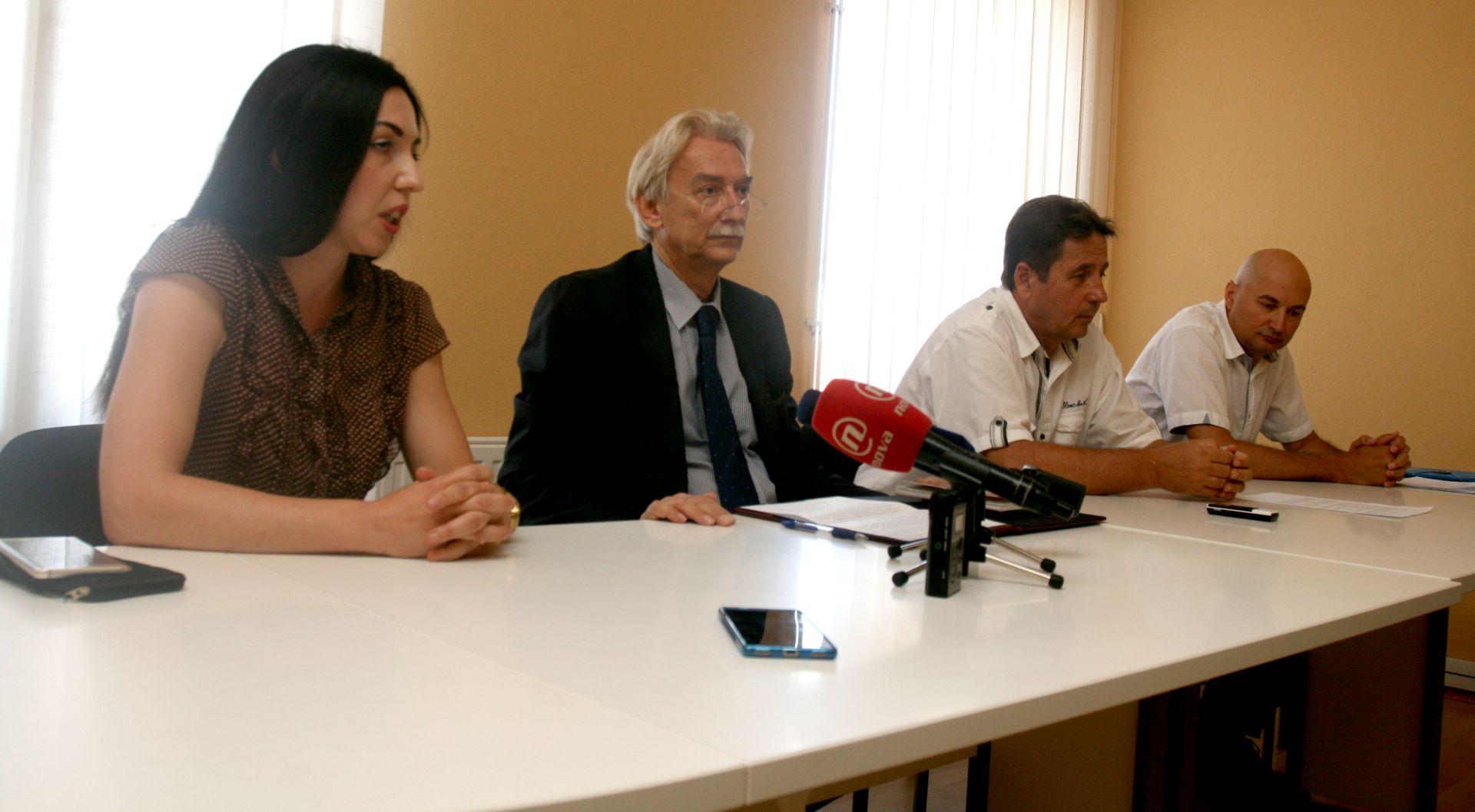 """""""NEMA PREDAJE"""": Nezavisna lista na izbore sa Strankom Slobodna Hrvatska i Pokretom Zajedno"""