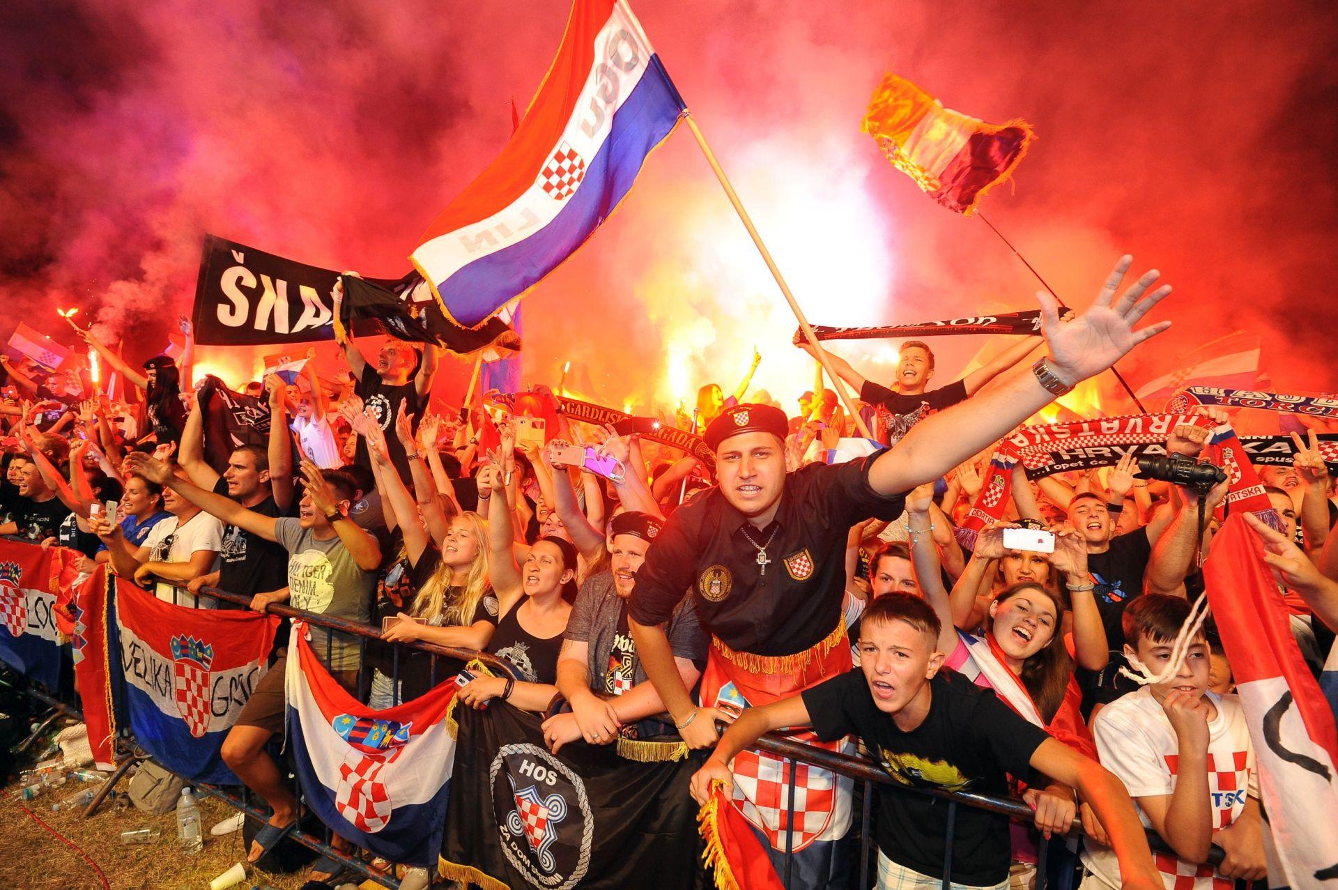 Slovenska policija preporučila zabranu Thompsonova koncerta u Mariboru