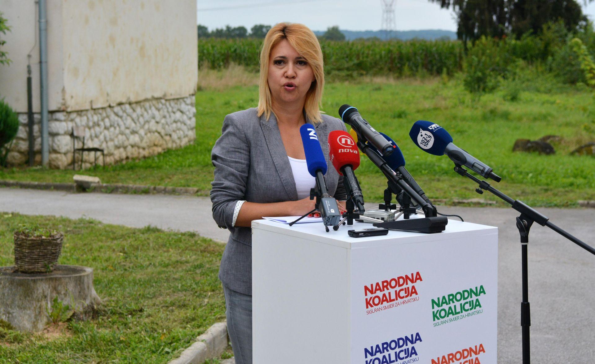 """""""Siguran smjer – za socijalnu politiku i mlade"""": Opačić predstavila socijalni program Narodne koalicije"""