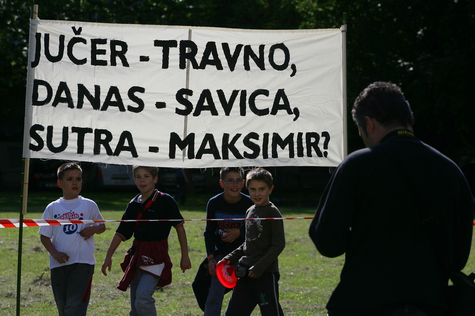 """GRADNJA CRKVE: HDKA daje potporu Inicijativi """"Čuvamo naš park"""""""