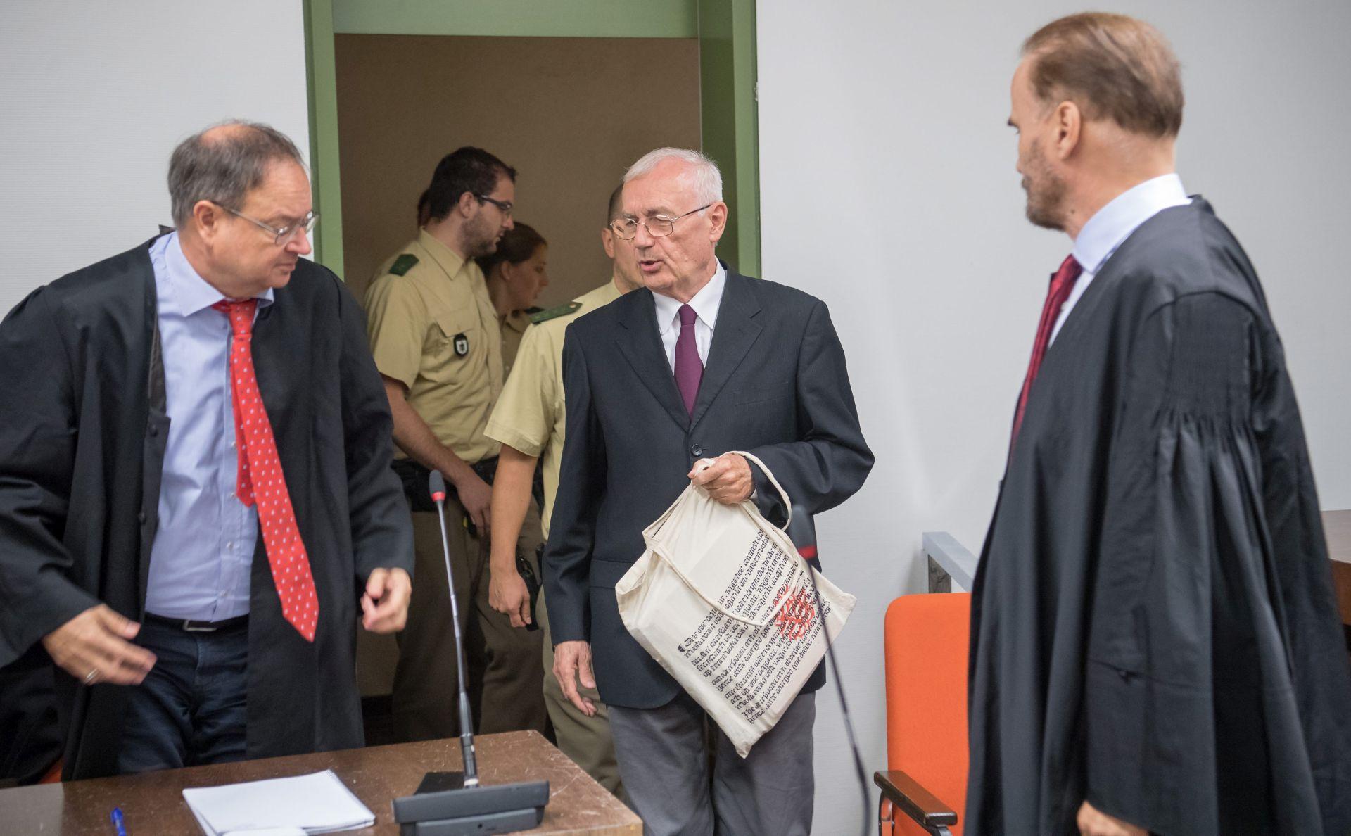 Perković i na višem sudu potražuje troškove svoje obrane