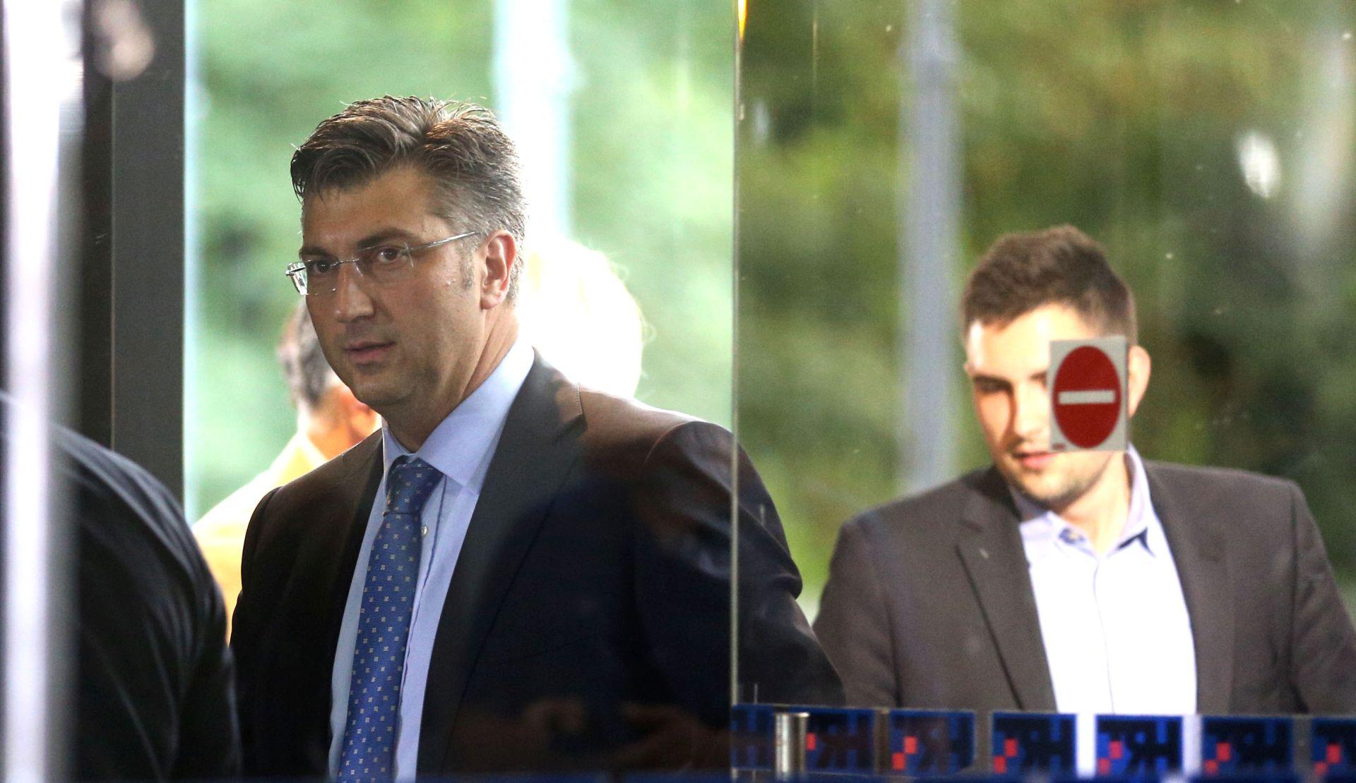 VELIKI INTERES: Sučeljavanje Plenkovića i Milanovića pratilo preko pola milijuna gledatelja