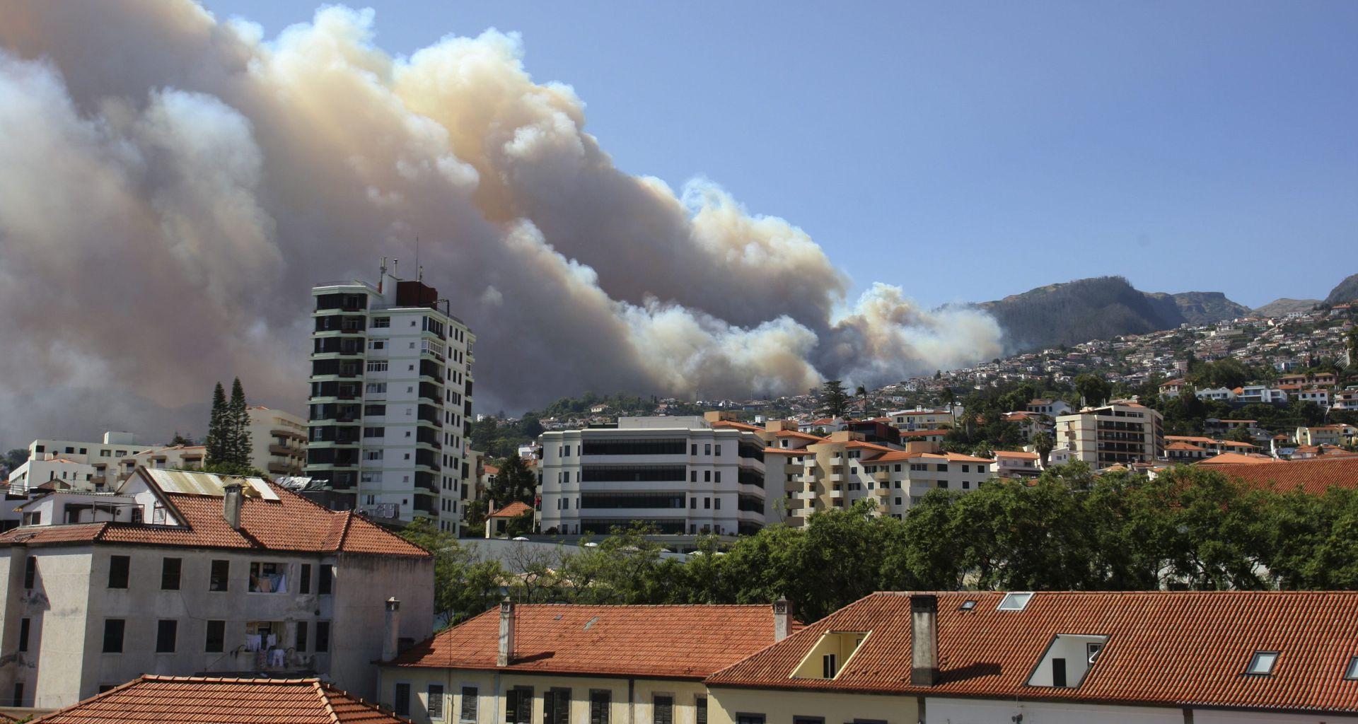 STAVLJENI POD KONTROLU: U požarima na Madeiri tri osobe izgubile život