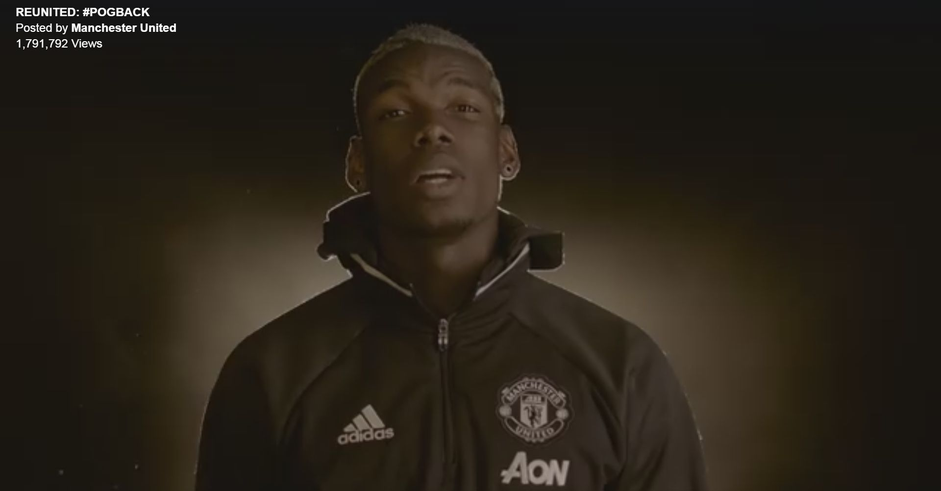 VIDEO: GOTOVO JE! Pogba i službeno Unitedov, postao najskuplji nogometaš u povijesti