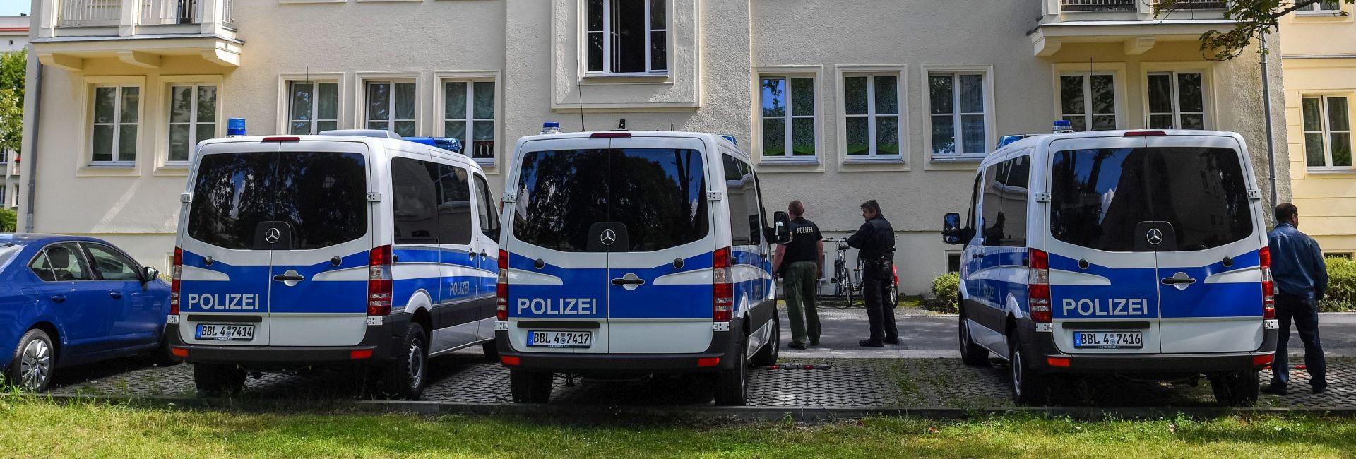 Njemačka policija istražuje bombaški napad