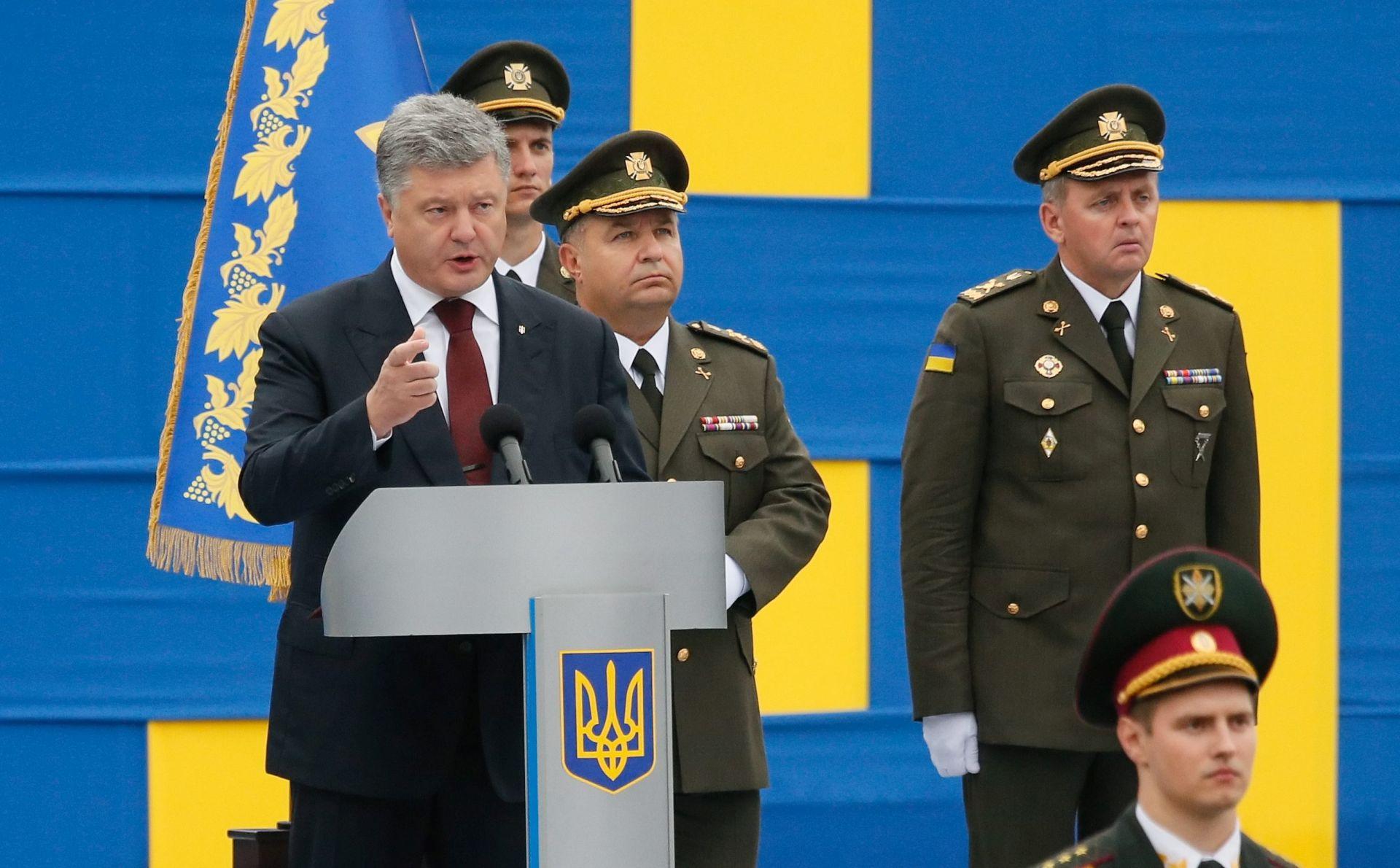 25 GODINA NEOVISNOSTI: Ukrajina slavi i optužuje Rusiju za pokušaje invazije