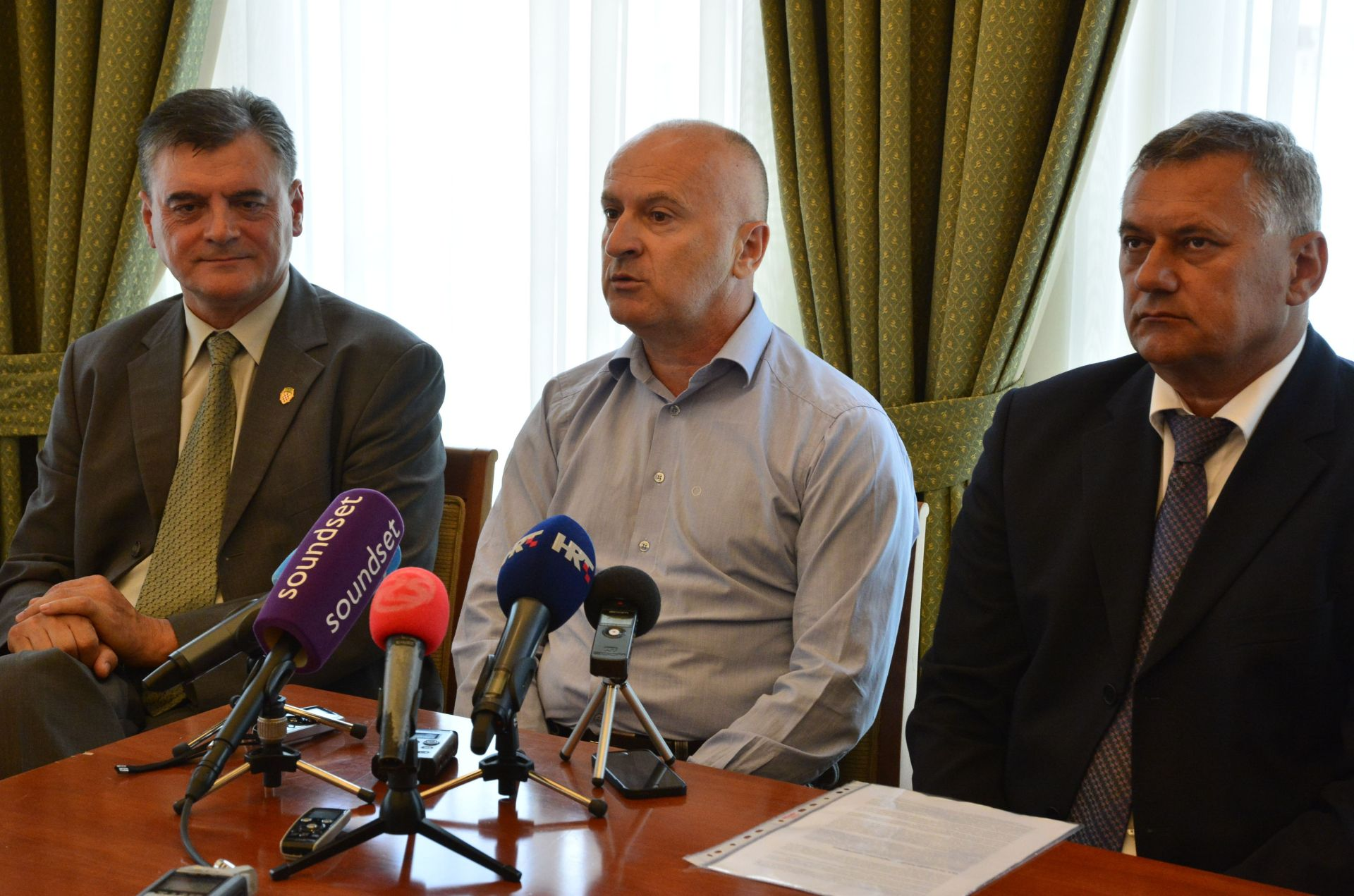 PREDRAG MATIĆ: Više od pola kandidata na listi ima braniteljski status