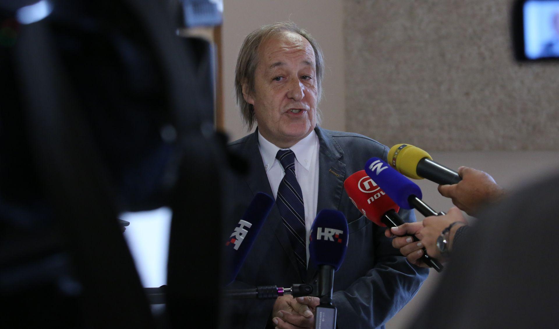 Čak ni Furio Radin nije glasao za Sutjesku