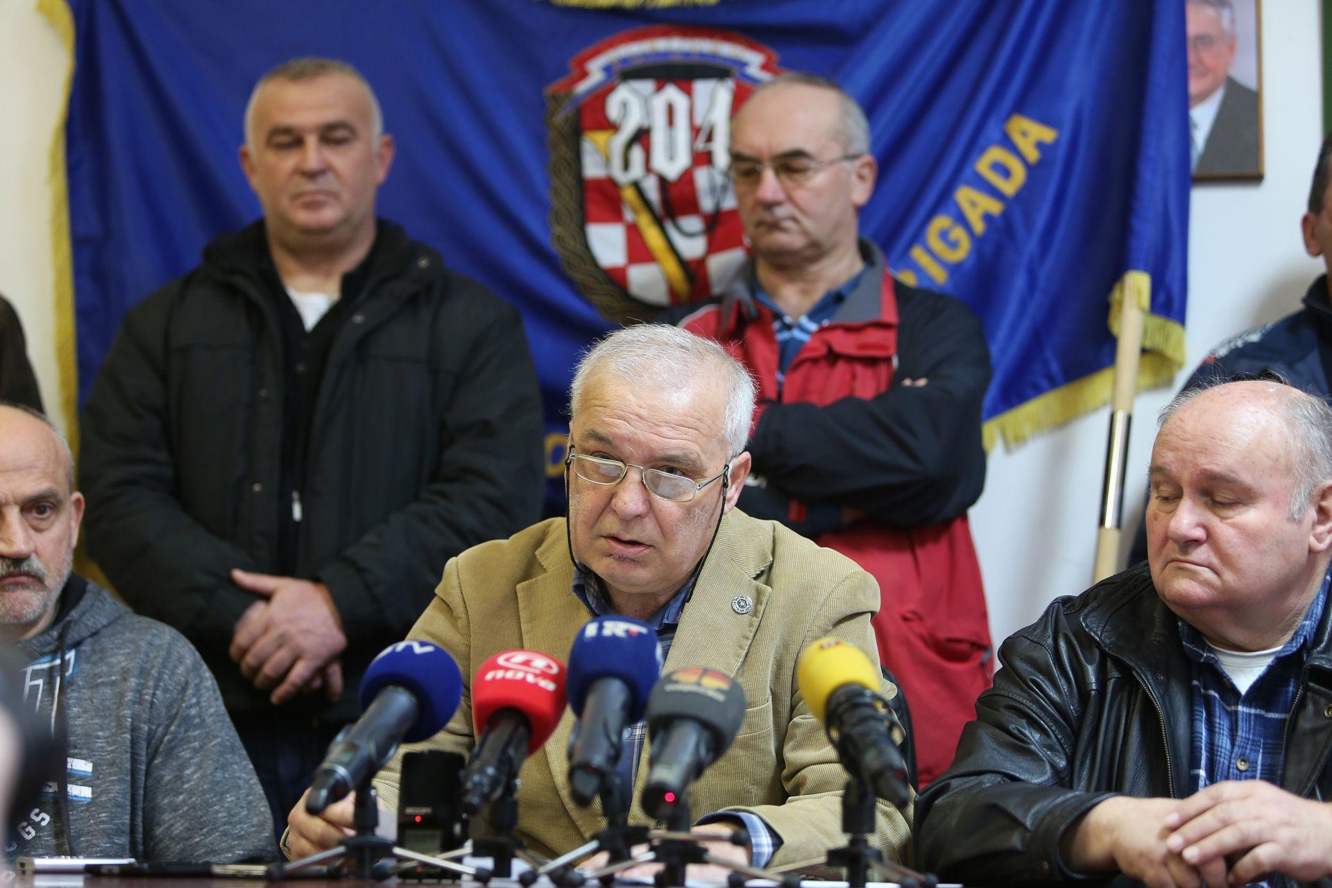Vukovar: Dan sjećanja na zatočenike neprijateljskih logora tijekom Domovinskog rata