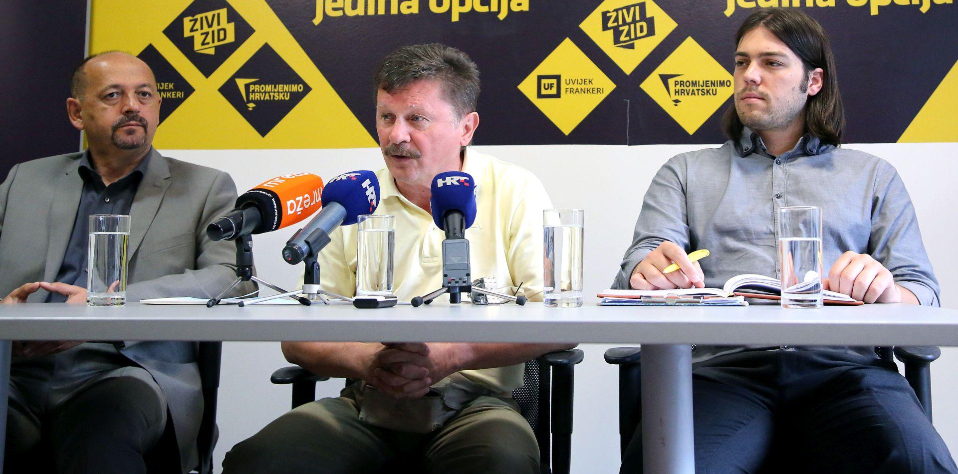 NOVA SURADNJA: Sindikalist Vilim Ribić partner Sinčića i Lovrinovića