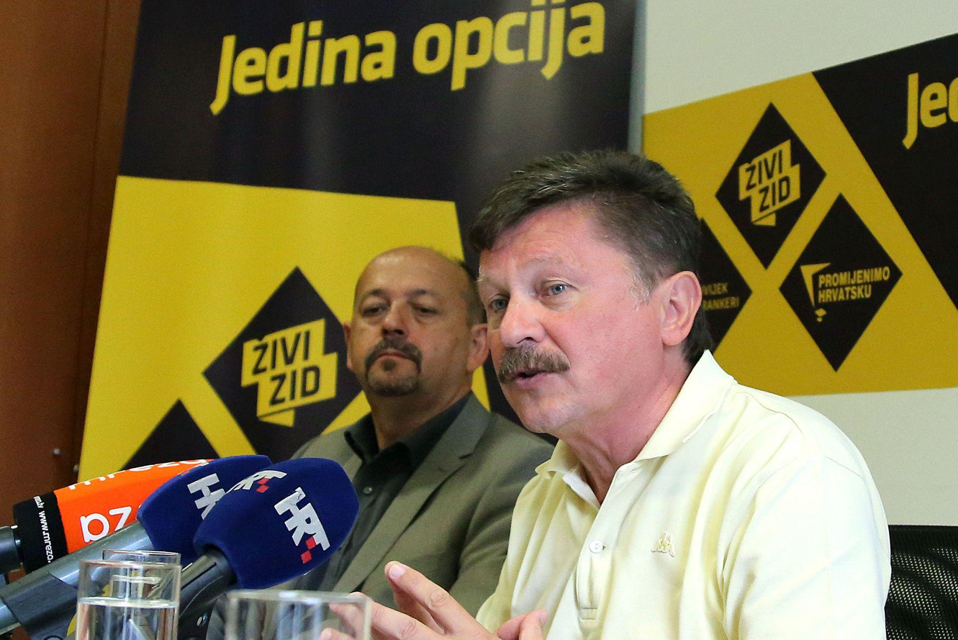 "RIBIĆ: Ni Ribić ni Sindikat nisu se priključili koaliciji ""Jedina opcija"""